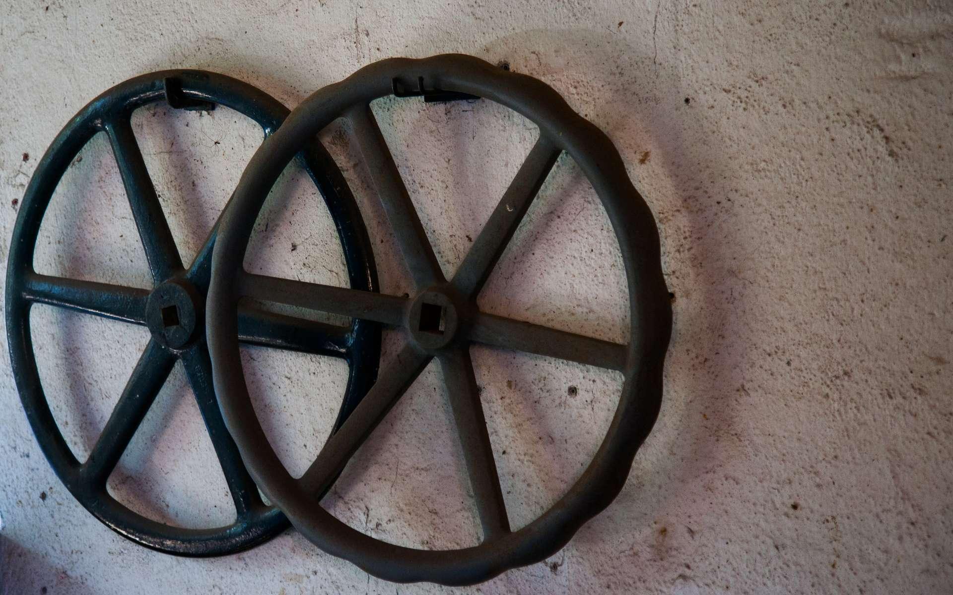 L'invention de la roue, qu'elle ait eu lieu en Mésopotamie ou sur le pourtour des Alpes, a révolutionné le monde. © Brigitte Djajasasmita, Flickr, CC by-nc-nd 2.0
