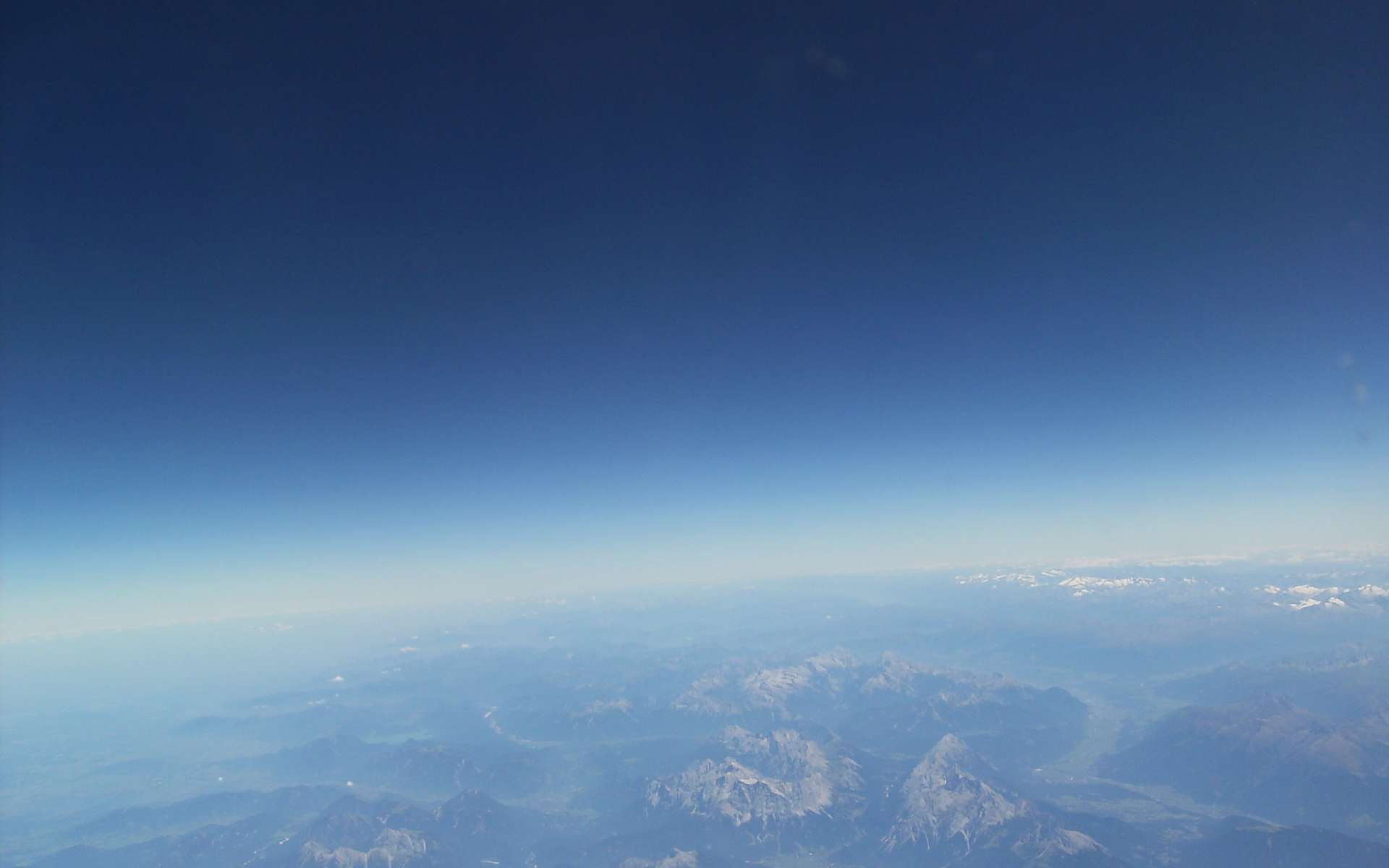 Le dioxygène que l'on trouve dans l'atmosphère terrestre est un corps simple dit moléculaire. © Sjoerd Los, Flickr, CC by-nc-nd 2.0