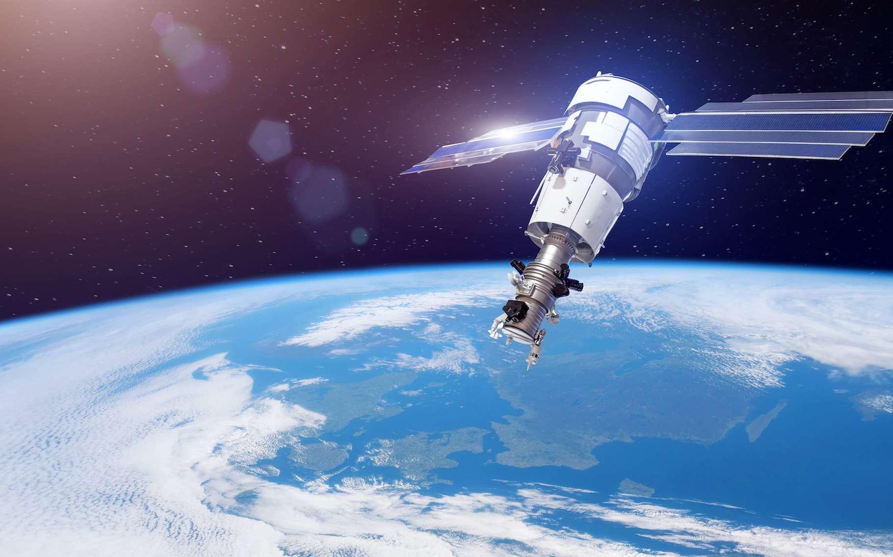 Des chercheurs du Lawrence Livermore National Laboratory (LLNL, États-Unis) proposent une explication à la différence observée entre les données satellites et les modèles climatiques. © aapsky, Adobe Stock