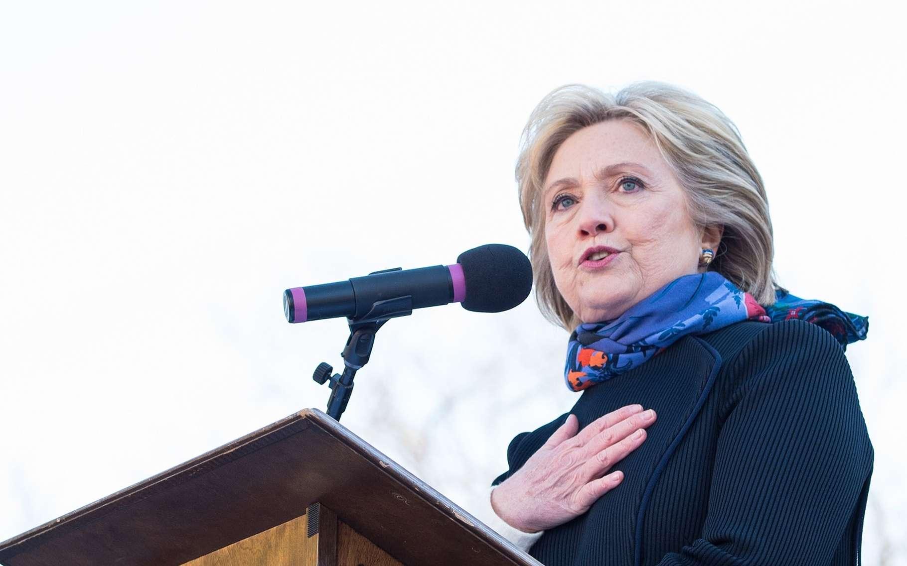 Les pneumonies sont plus fréquentes en hiver, mais pas absentes en été. Hillary Clinton en aurait fait les frais en ce début de septembre 2016. © Crush Rush, Shutterstock
