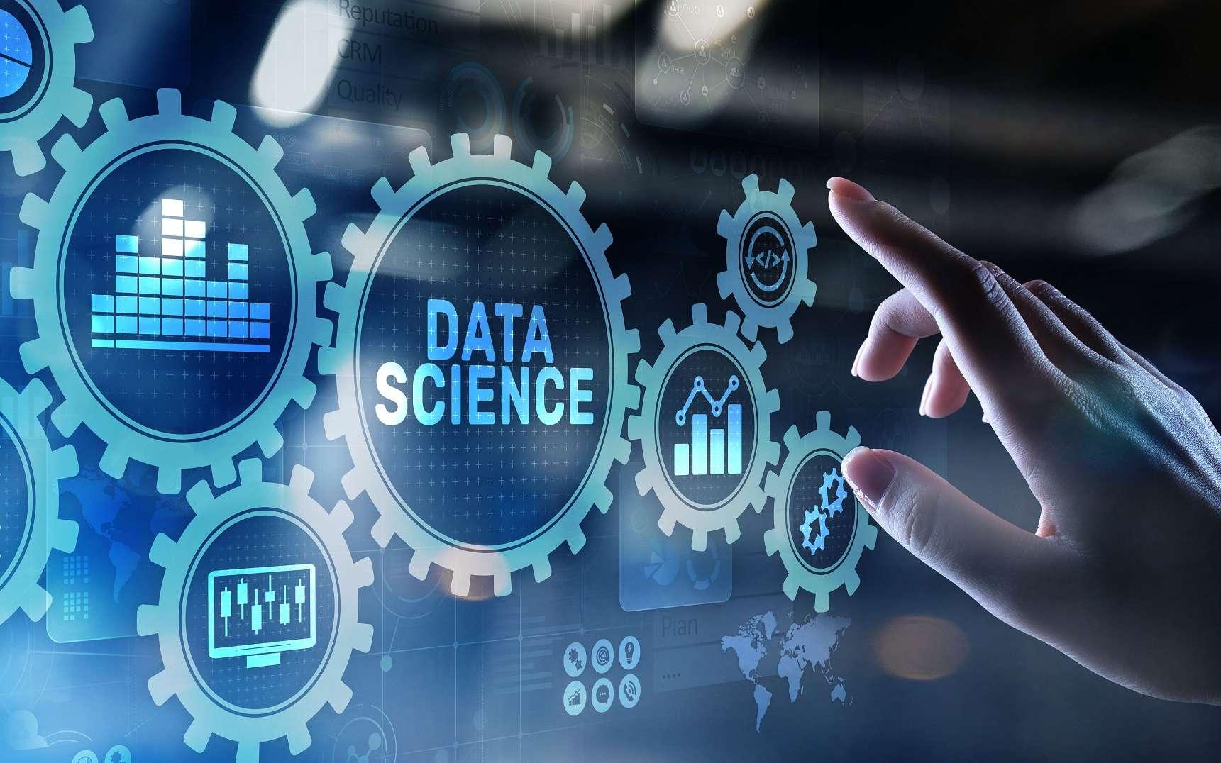 Une nouvelle formation en ligne en data science proposée par l'IAE Paris-Sorbonne et l'EGE, s'ouvrira à la rentrée 2021. © WrightStudio, Adobe Stock