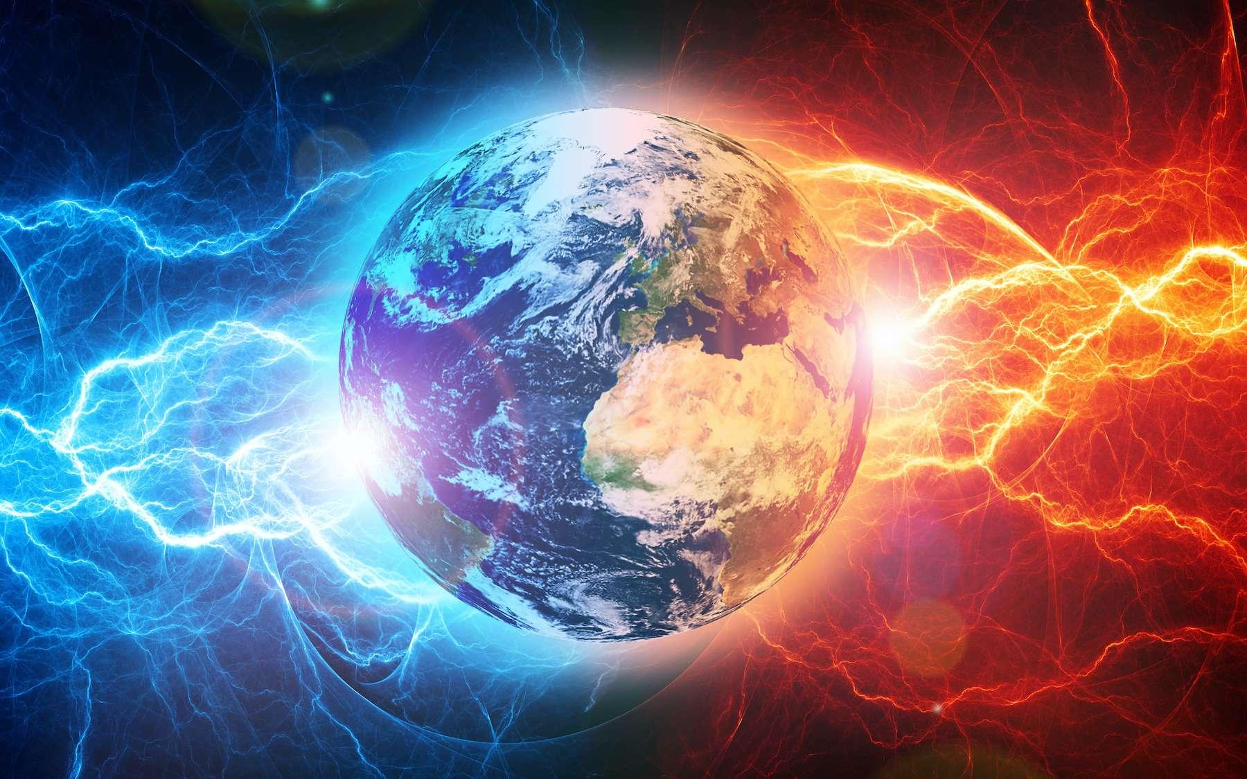 Une mégatempête solaire aurait des conséquences cataclysmiques sur les infrastructures et les organismes vivants. © Martin Capek, Adobe Stock