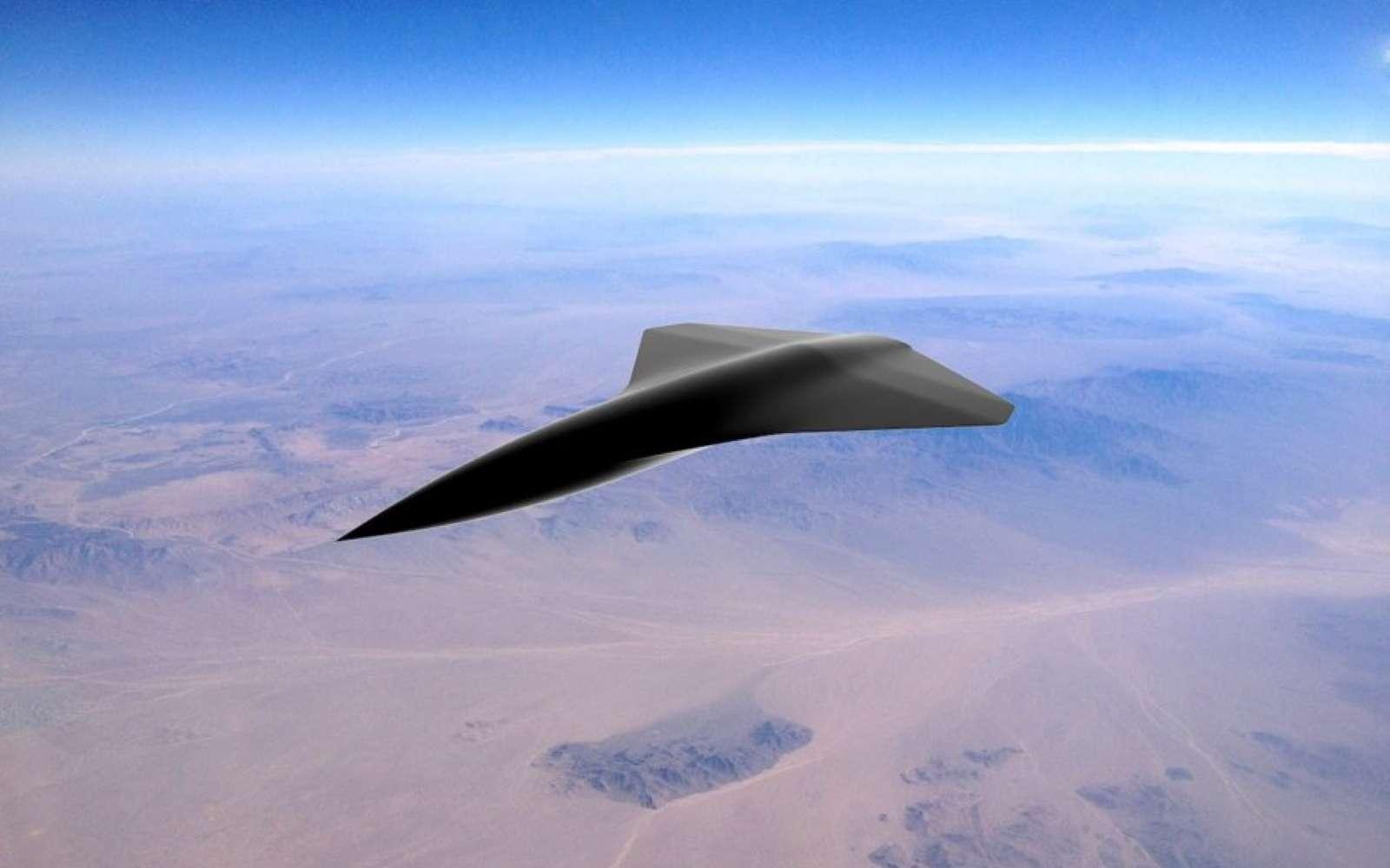 Ce drone de combat sera capable d'atteindre Mach 2,1 - Futura