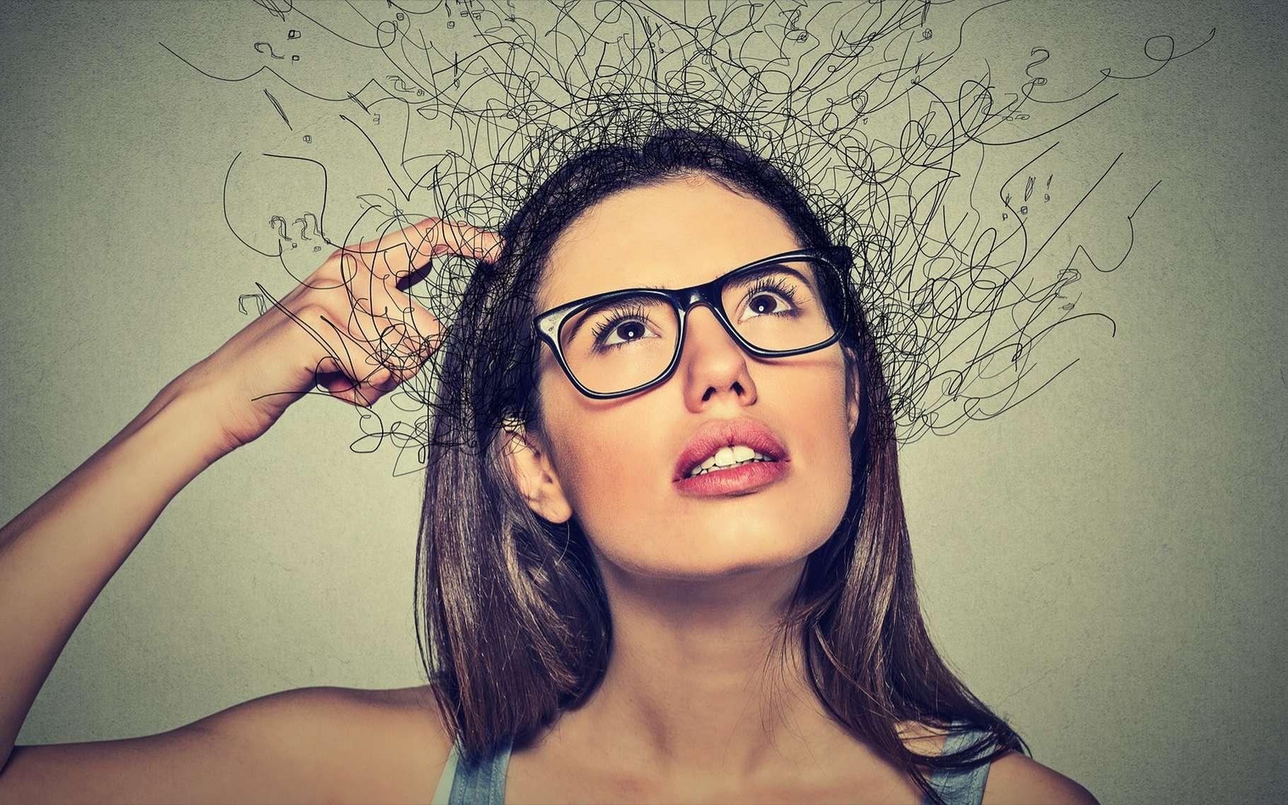 Dans les cas d'amnésie, la mémoire épisodique est affectée à cause d'une lésion cérébrale. © pathdoc, Shutterstock