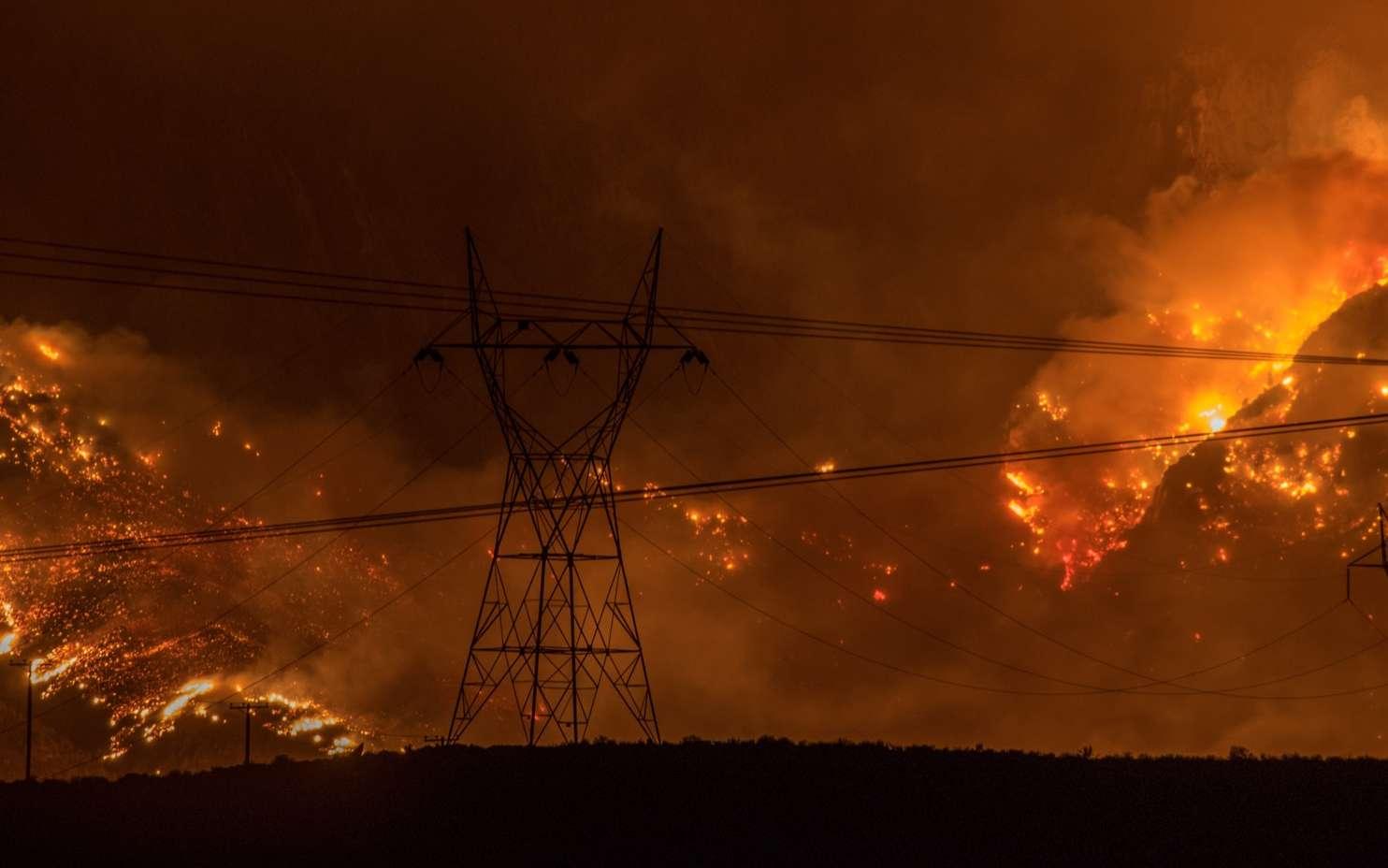 Au nord de San Francisco, quelque 200.000 personnes sont sommées d'évacuer en raison d'un immense incendie qui frappe l'État de Californie placé en état d'urgence. © Braeden, Adobe Stock