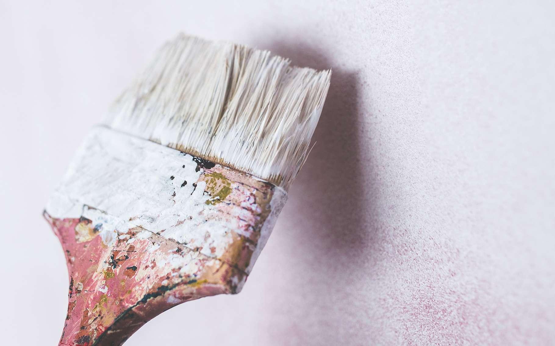 Des chercheurs annoncent avoir mis au point une peinture thermoélectrique capable de convertir la chaleur perdue des murs de nos maisons en électricité. © Campus France, Flickr, Domaine public