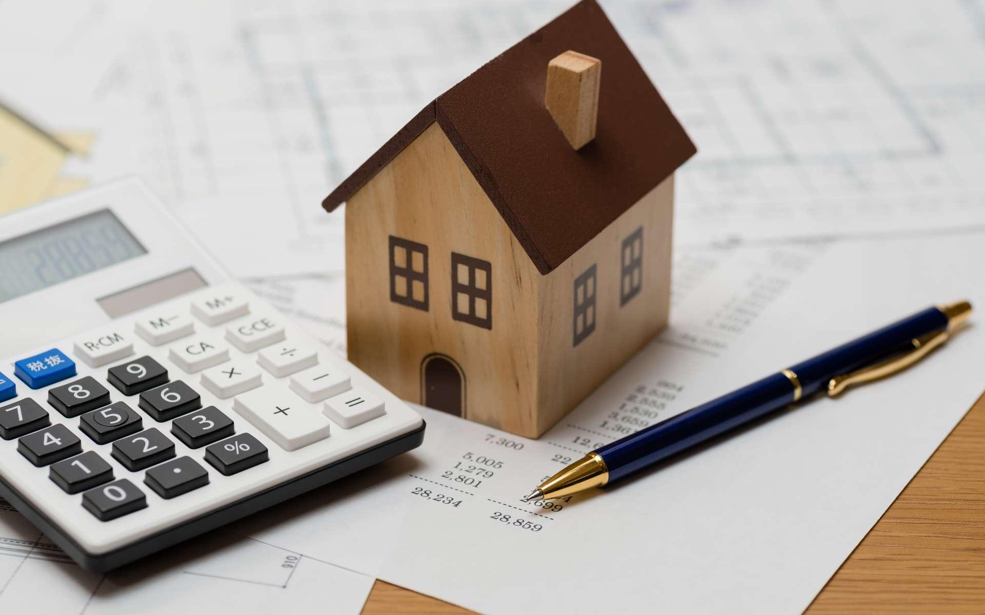 Estimation immobilière. © joel_420