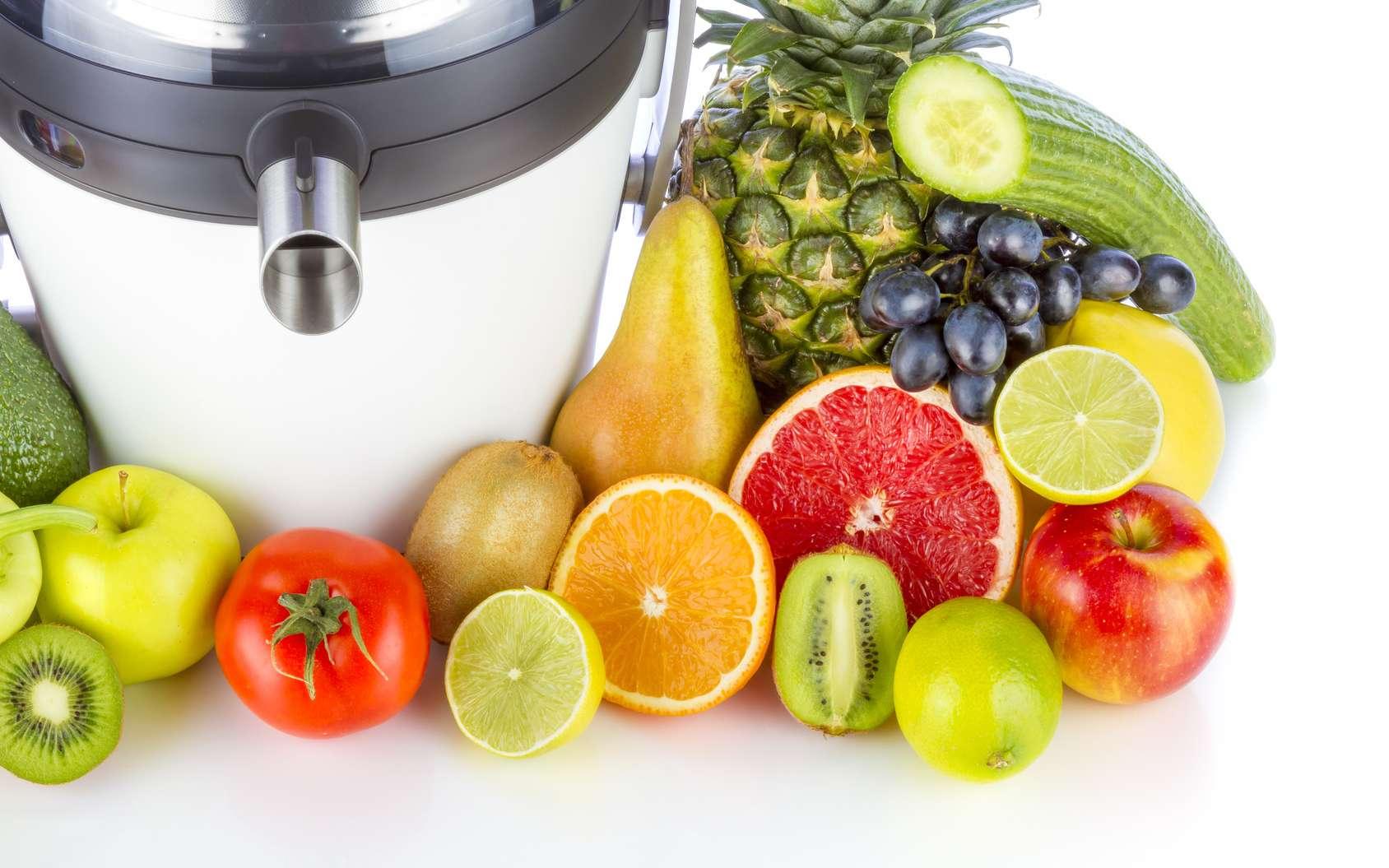 Extracteur de jus et centrifugeuse : comment choisir ? © manaemedia, Fotolia