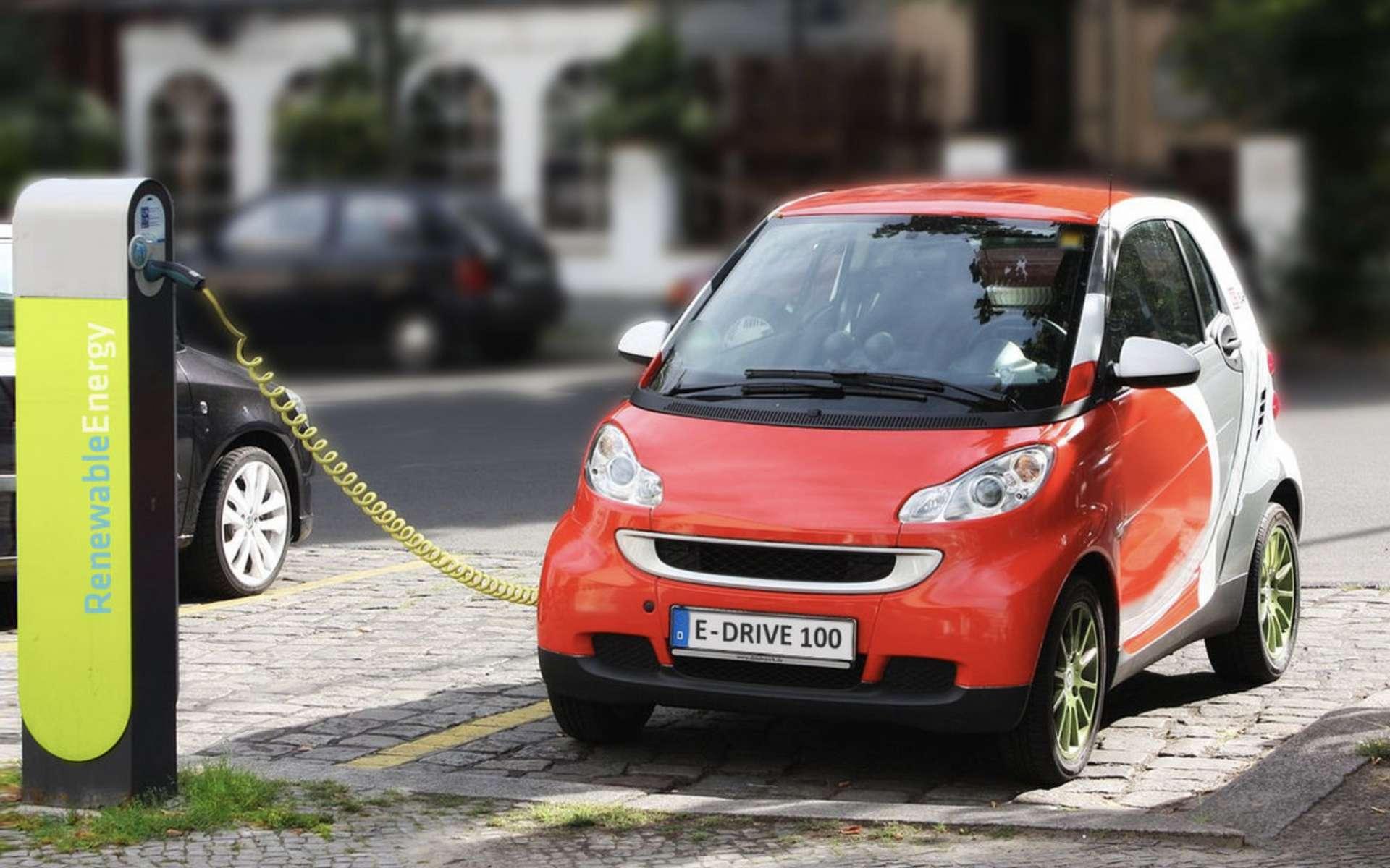 Comment entretenir une voiture électrique ? © Wikipedia