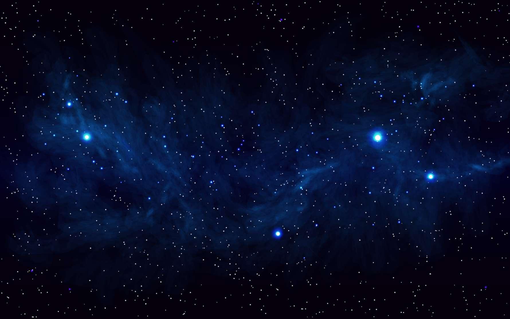 Dans notre Voie lactée, certaines étoiles sont extrêmement vieilles. Encore faut-il savoir les trouver. © helendream, Fotolia