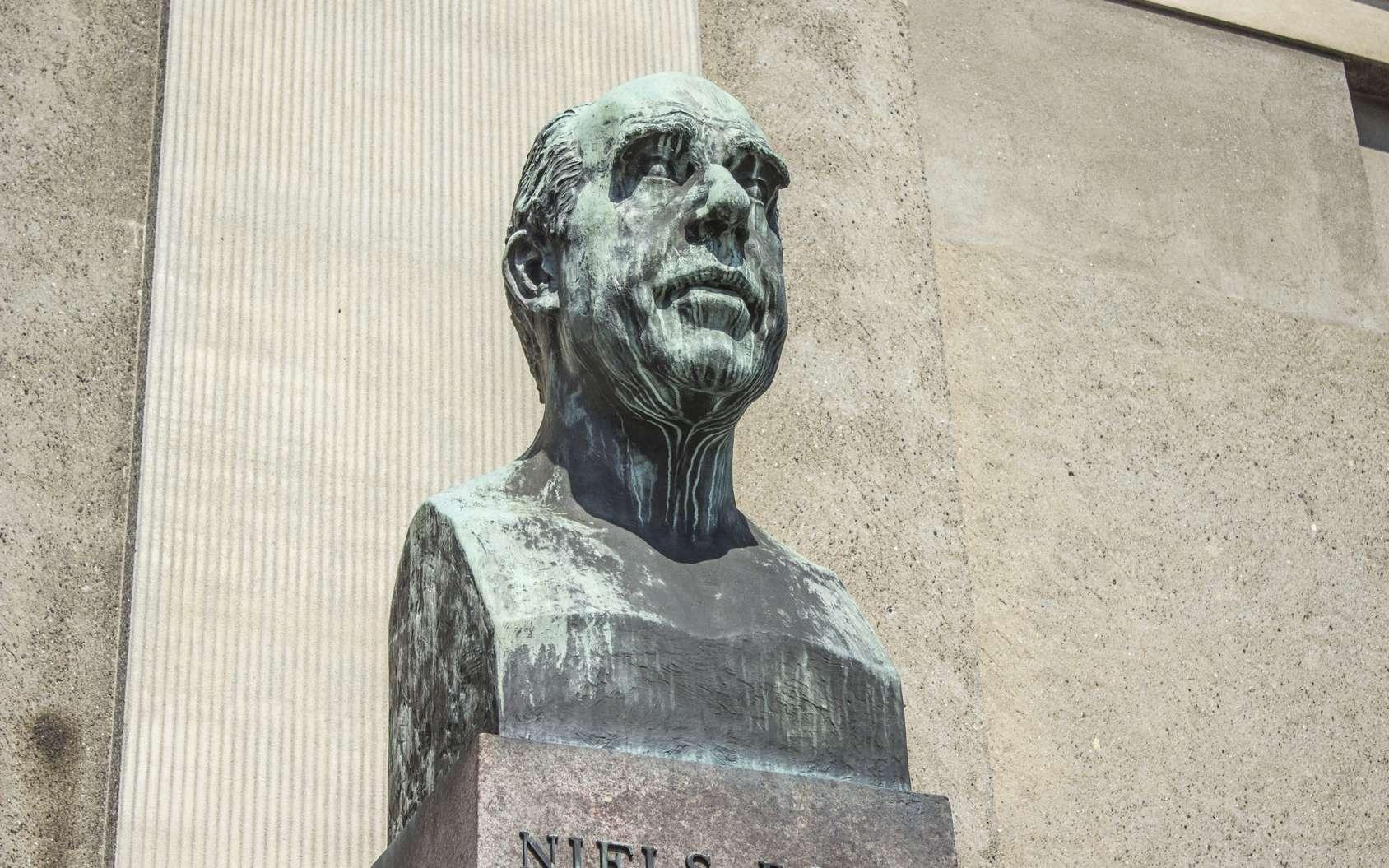 Buste de Niels Bohr. © pixs:sell, Fotolia
