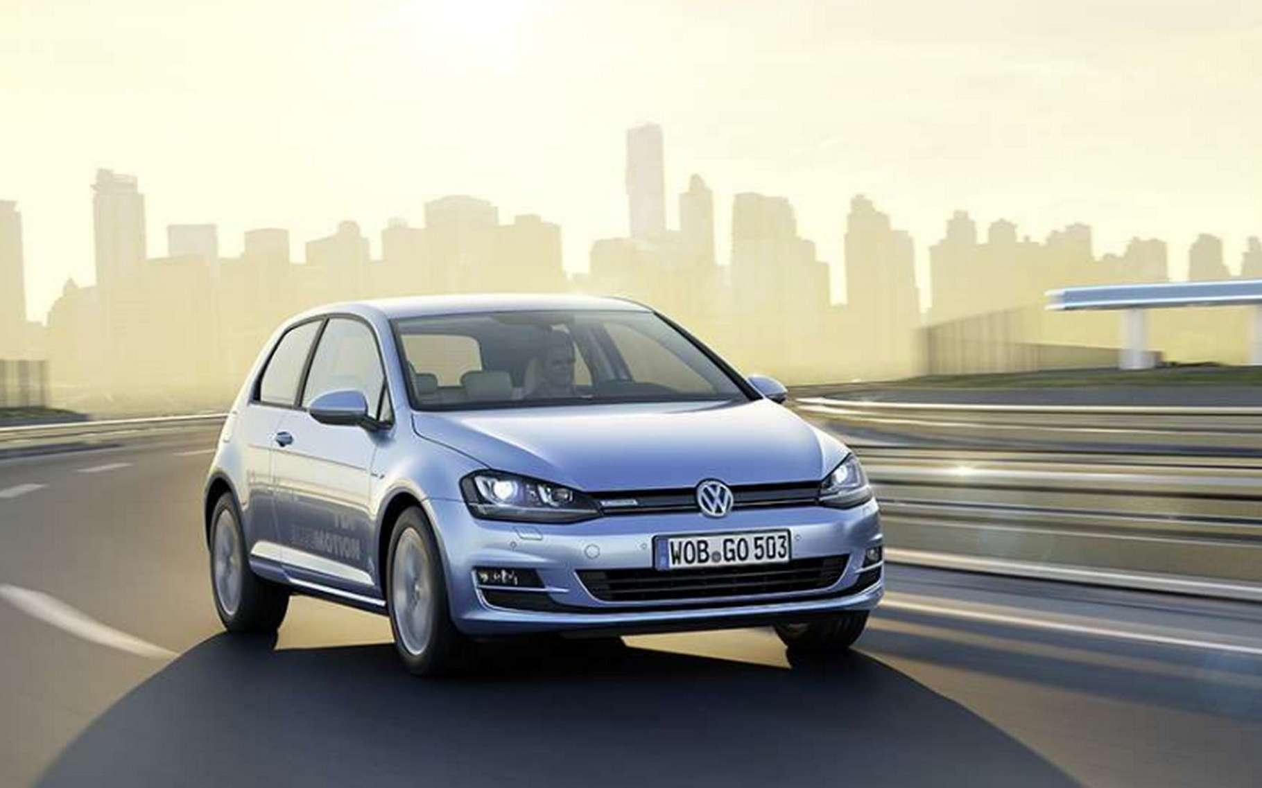 Le groupe automobile Volkswagen a reconnu avoir utilisé un logiciel pour fausser les résultats des tests antipollution pratiqués aux États-Unis sur ses véhicules à moteur diesel. L'entreprise a par la suite avoué que 11 millions de modèles à travers le monde étaient équipés de ce dispositif. © Volkswagen AG