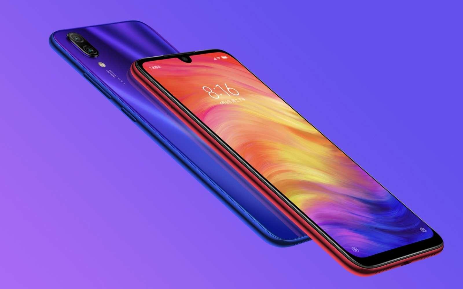 Des allures et un équipement de smartphone de milieu de gamme pour le prix d'un modèle d'entrée de gamme. C'est la prouesse du premier mobile Redmi. © Xiaomi