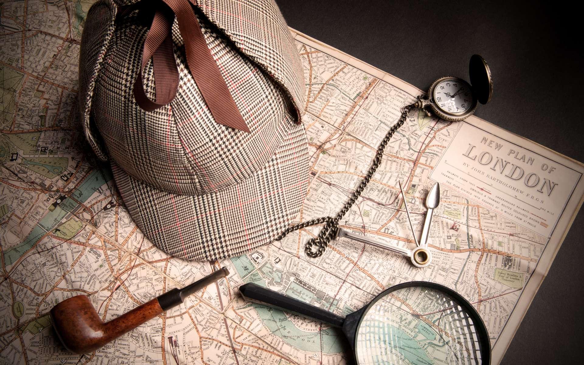 Découvrez l'identité du véritable Sherlock Holmes derrière le personnage de fiction. © Aleksandr Ugorenkov, Adobe Stock