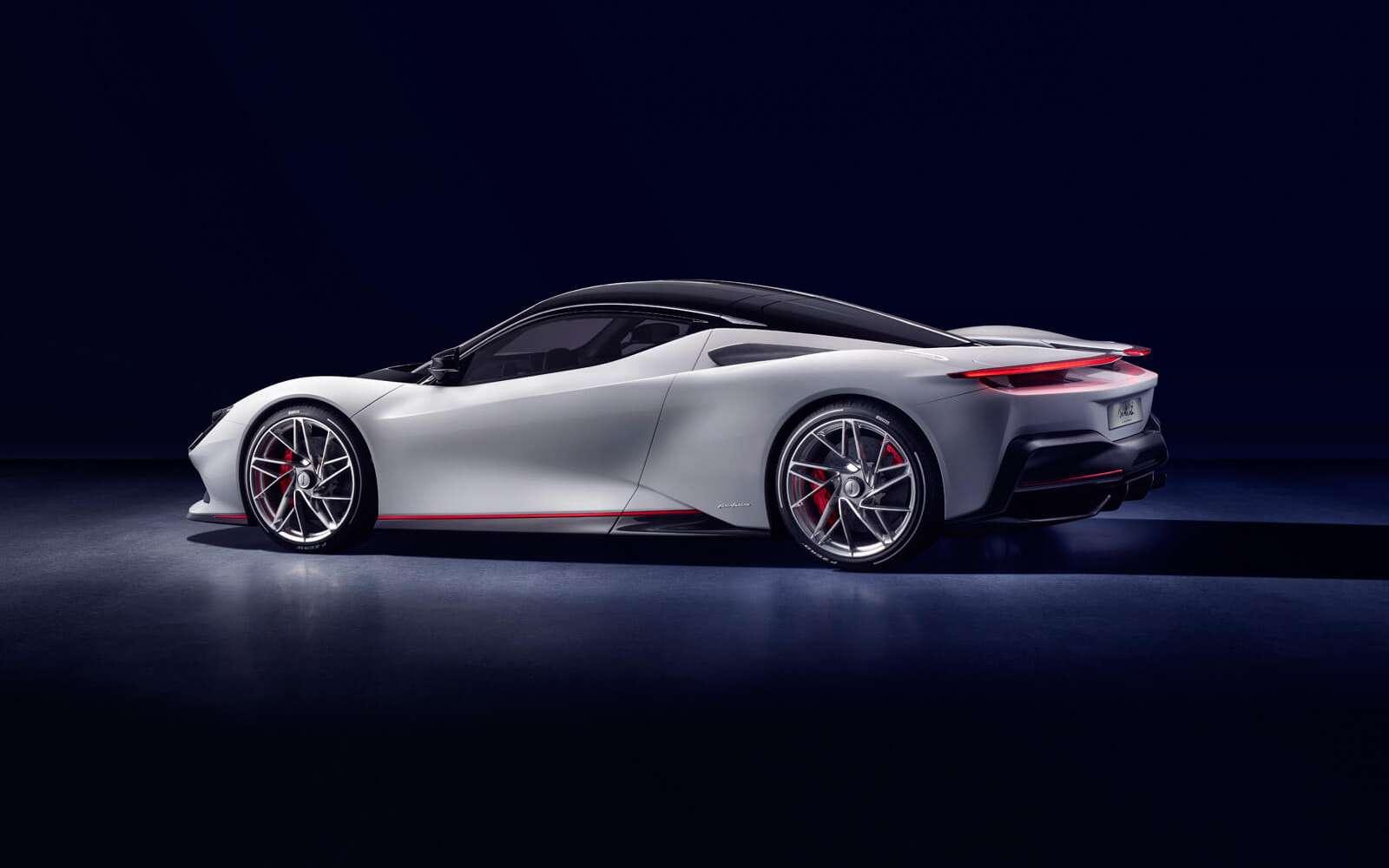 Après avoir travaillé pour les plus grandes marques automobiles, Pininfarina a décidé de créer sa propre voiture. © Pininfarina