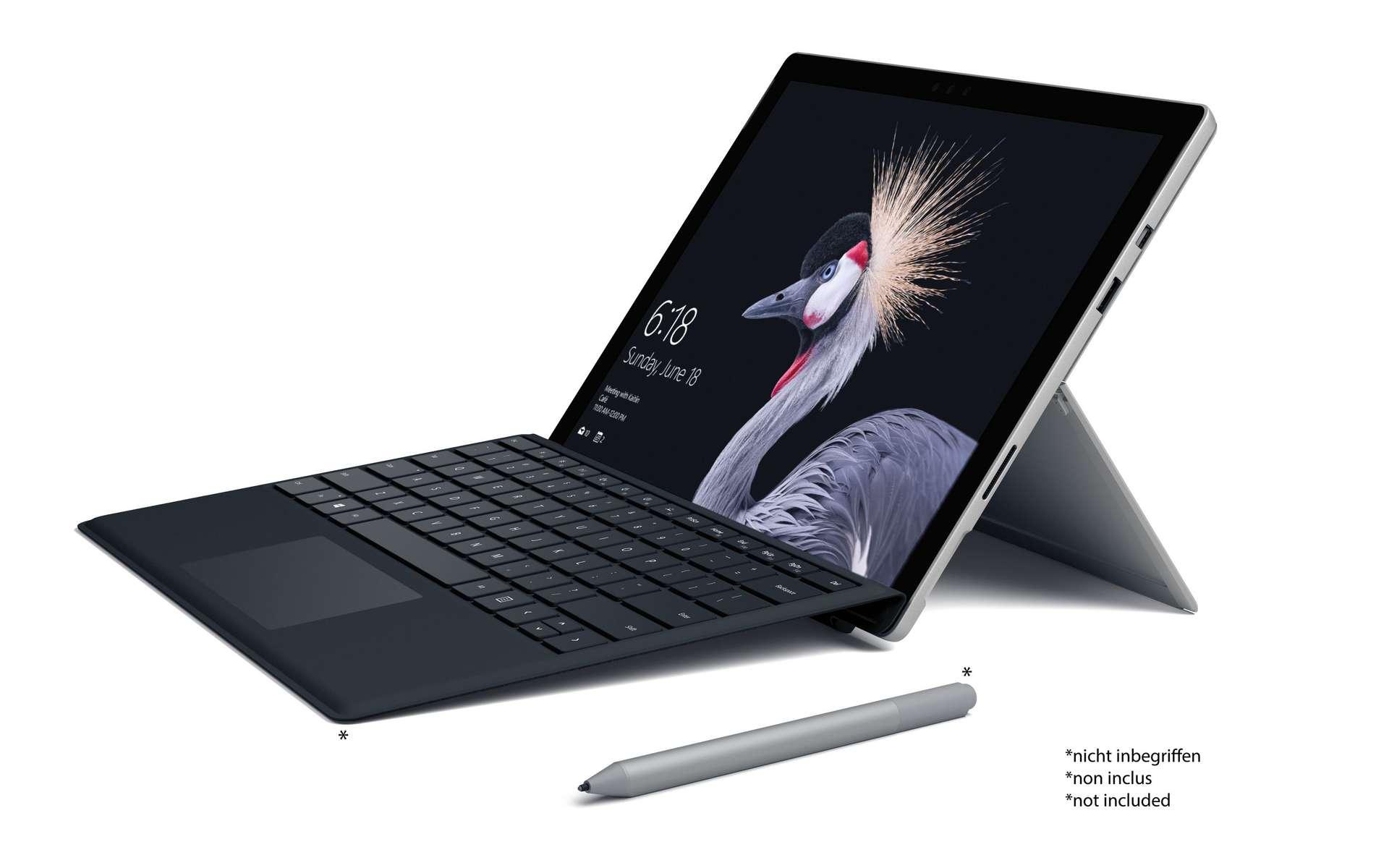 Microsoft Surface Pro. © Microsoft