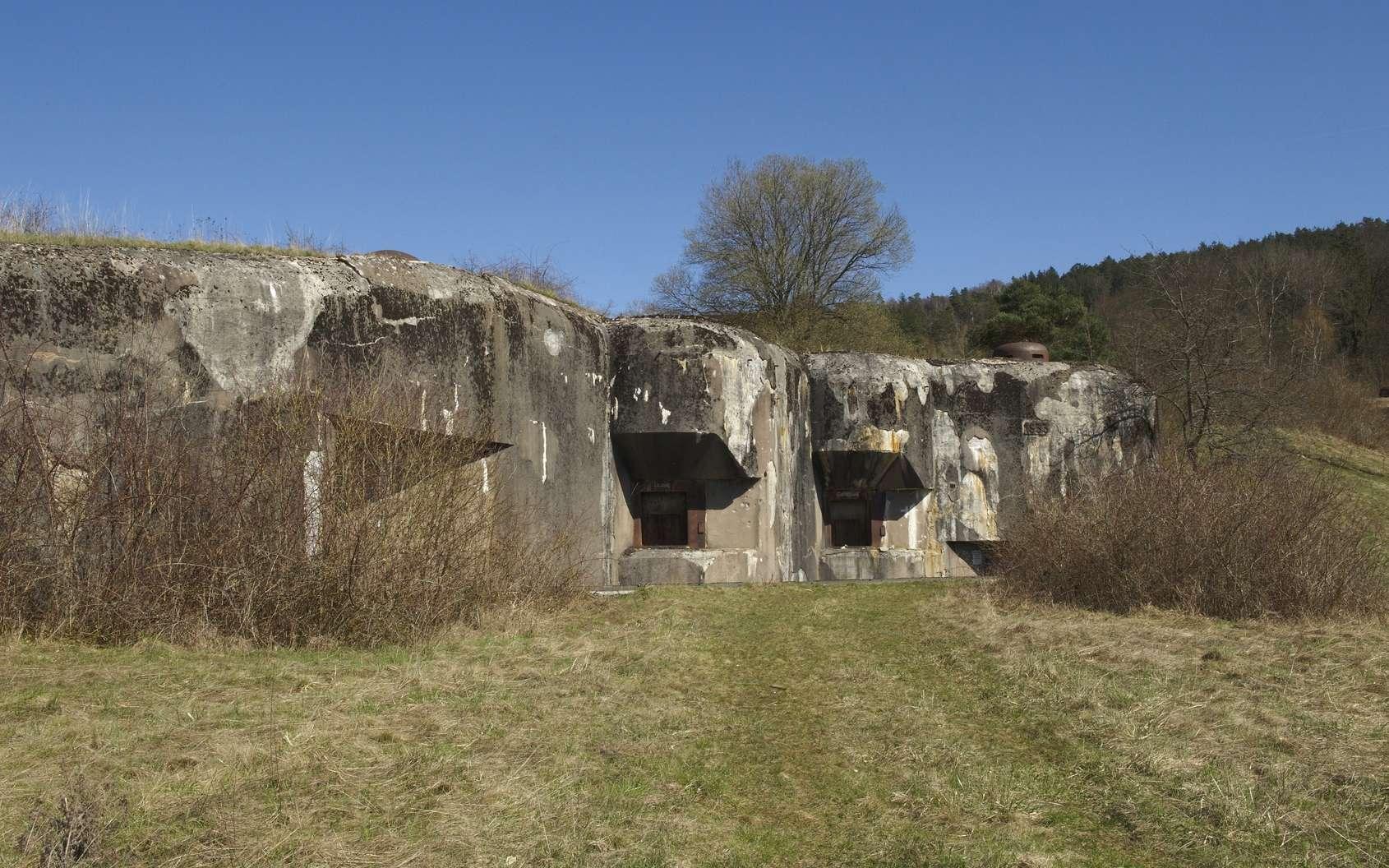 La ligne Maginot en Alsace. © bluesky6867, Fotolia
