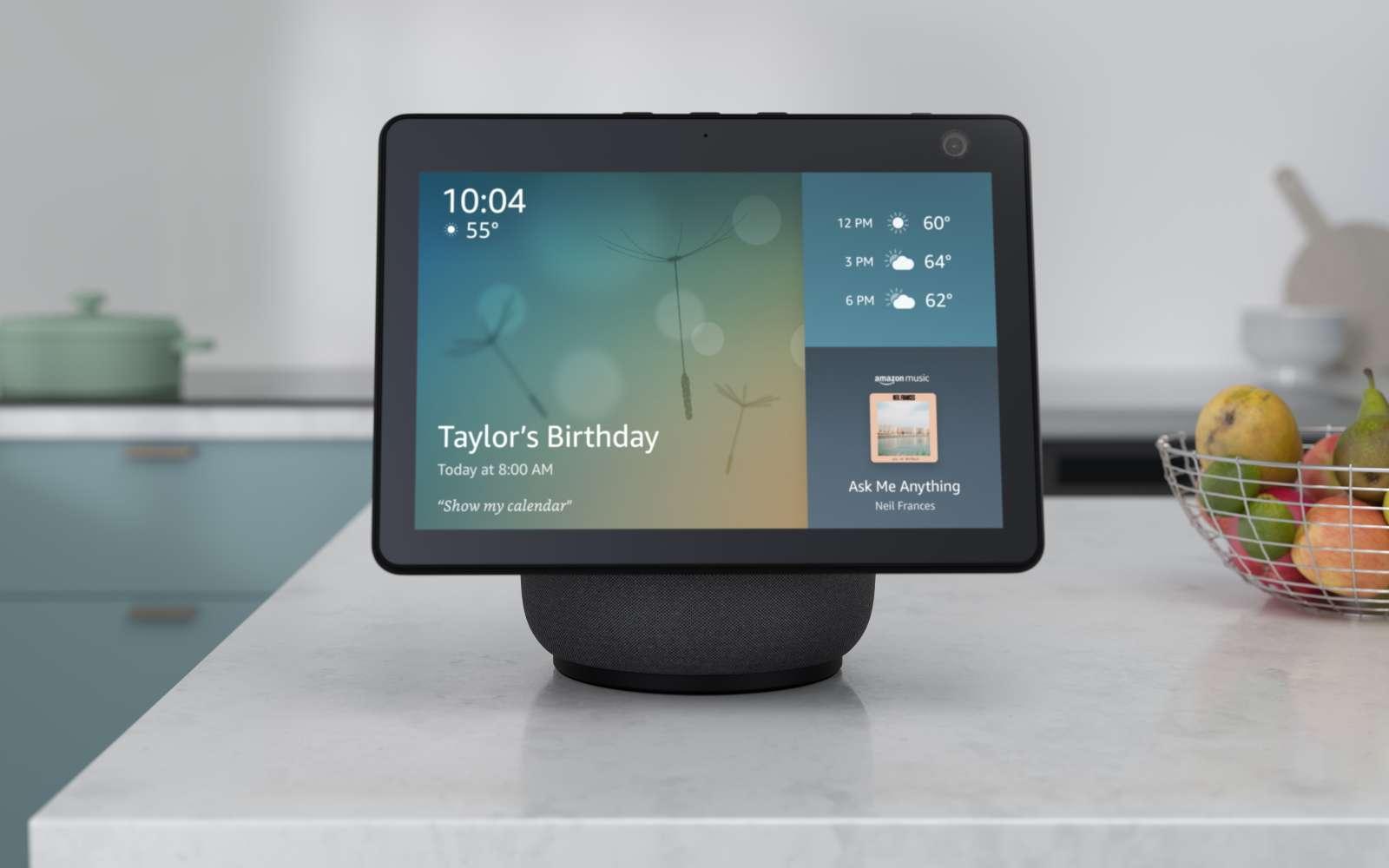 Il faut passer un bon moment à apprivoiser l'appareil pour pouvoir comprendre son potentiel. © Amazon
