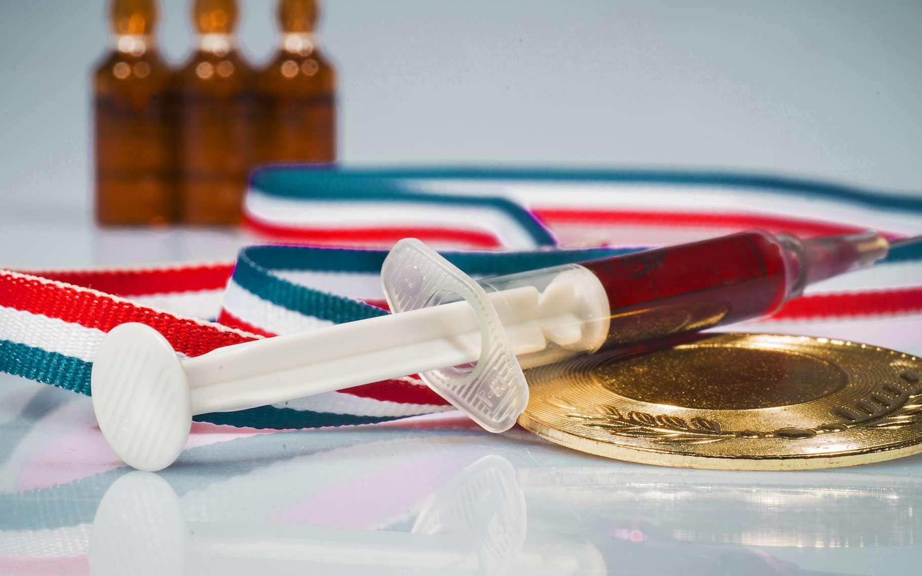 Durant les Jeux olympiques comme tout le reste de l'année, la lutte antidopage est aujourd'hui très organisée. © GieZetStudio, Fotolia
