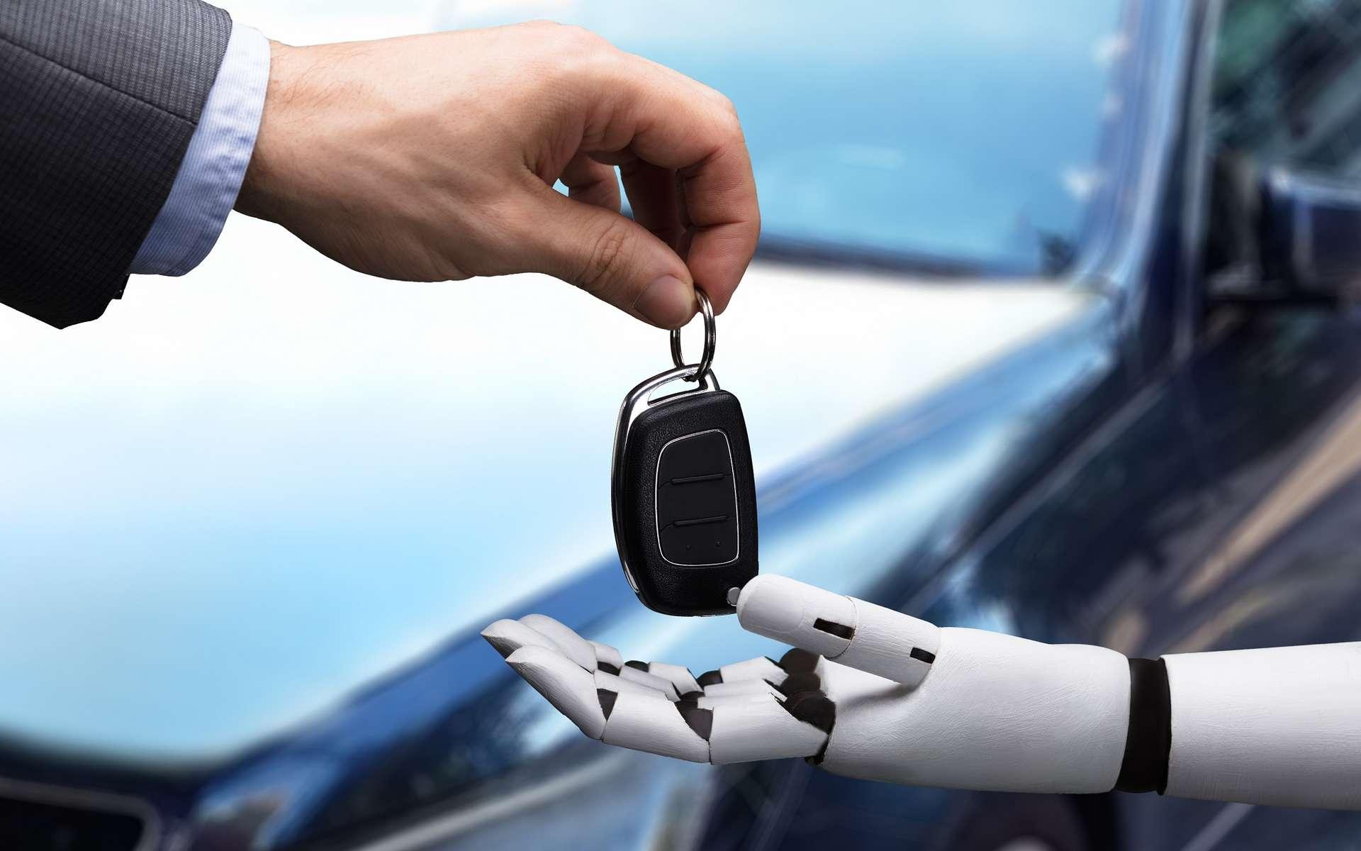 Dans les 5 à 10 ans à venir, les voitures et transports en commun seront de plus en plus robotisés et autonomes. © Andrey Popov, Adobe Stock.
