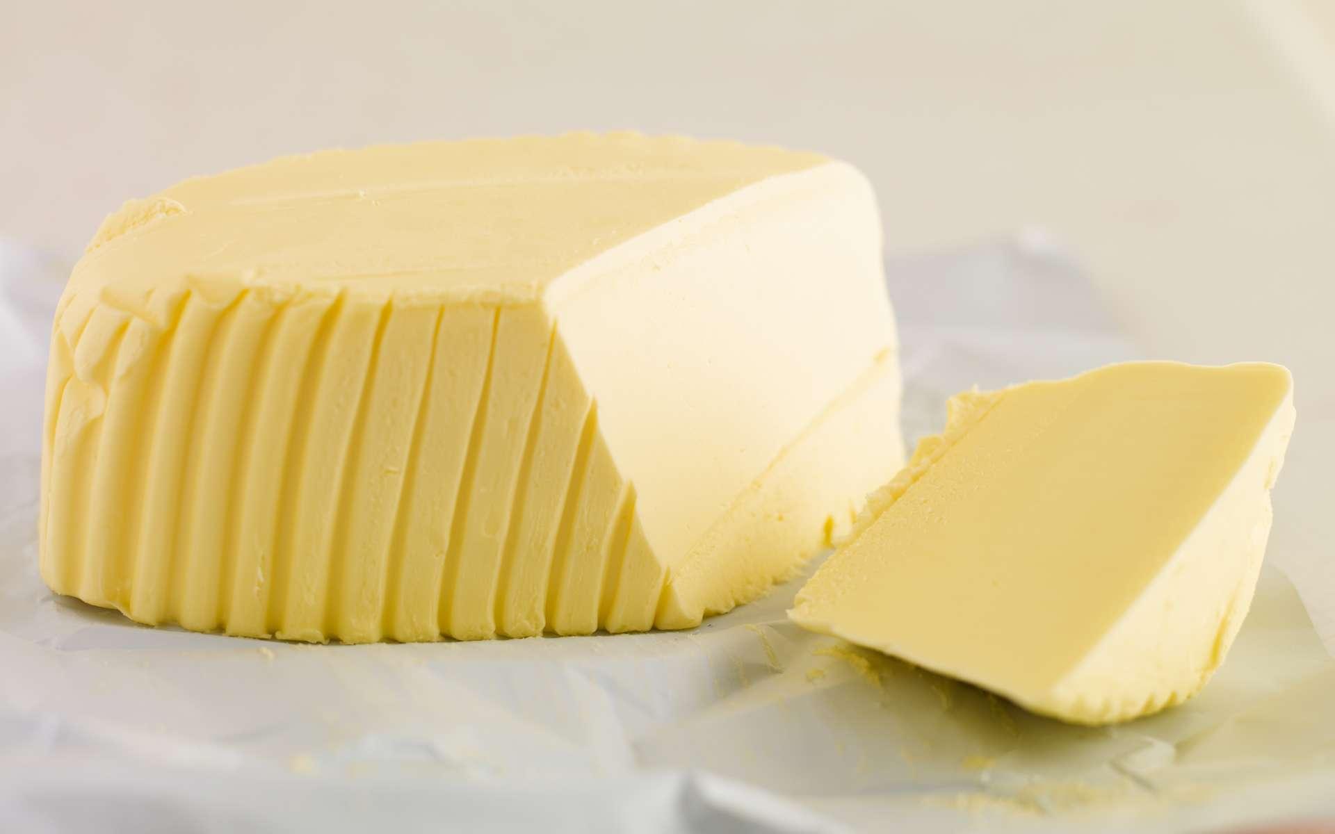 Comment fabriquer son beurre maison ? © P. Javelle, CNIEL