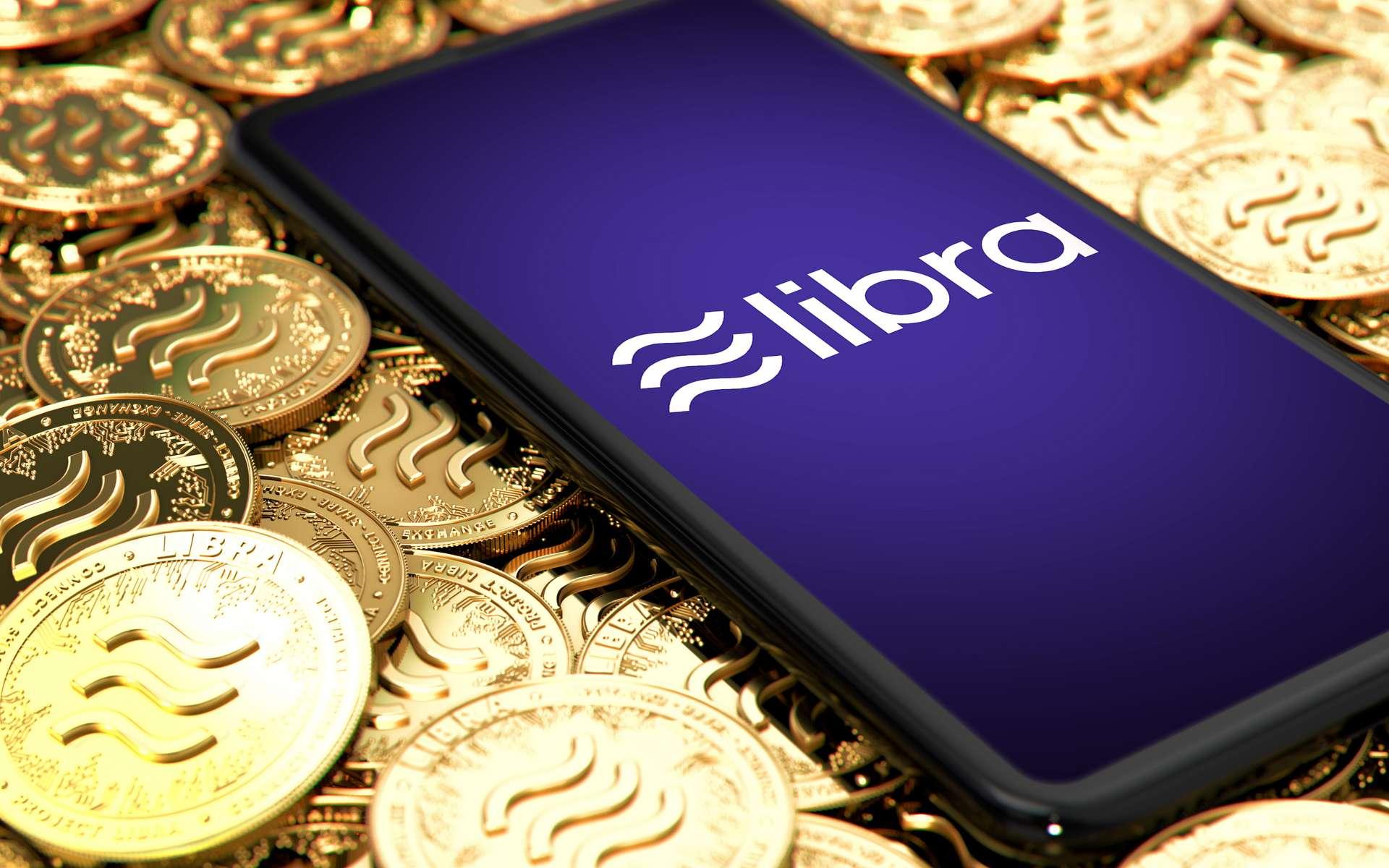 La nouvelle monnaie Libra, qui inquiète la plupart des gouvernements, sera-t-elle mise en circulation au cours de l'année 2020 ? © Wit, Adobe Stock