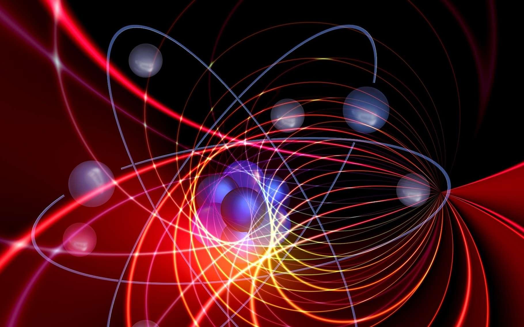 Des chercheurs de l'université de New York (États-Unis) ont observé un nouvel état de la matière baptisé supraconductivité topologique. © geralt, Pixabay License