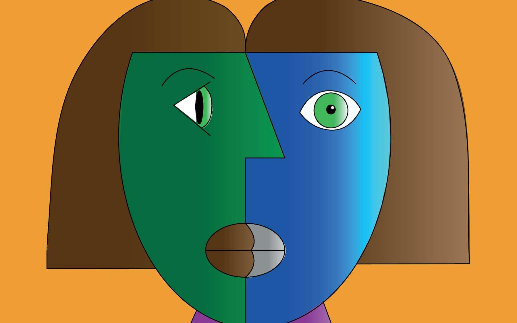La prosopométamorphopsie affecte uniquement la perception des visages. © Carlos, Adobe Stock