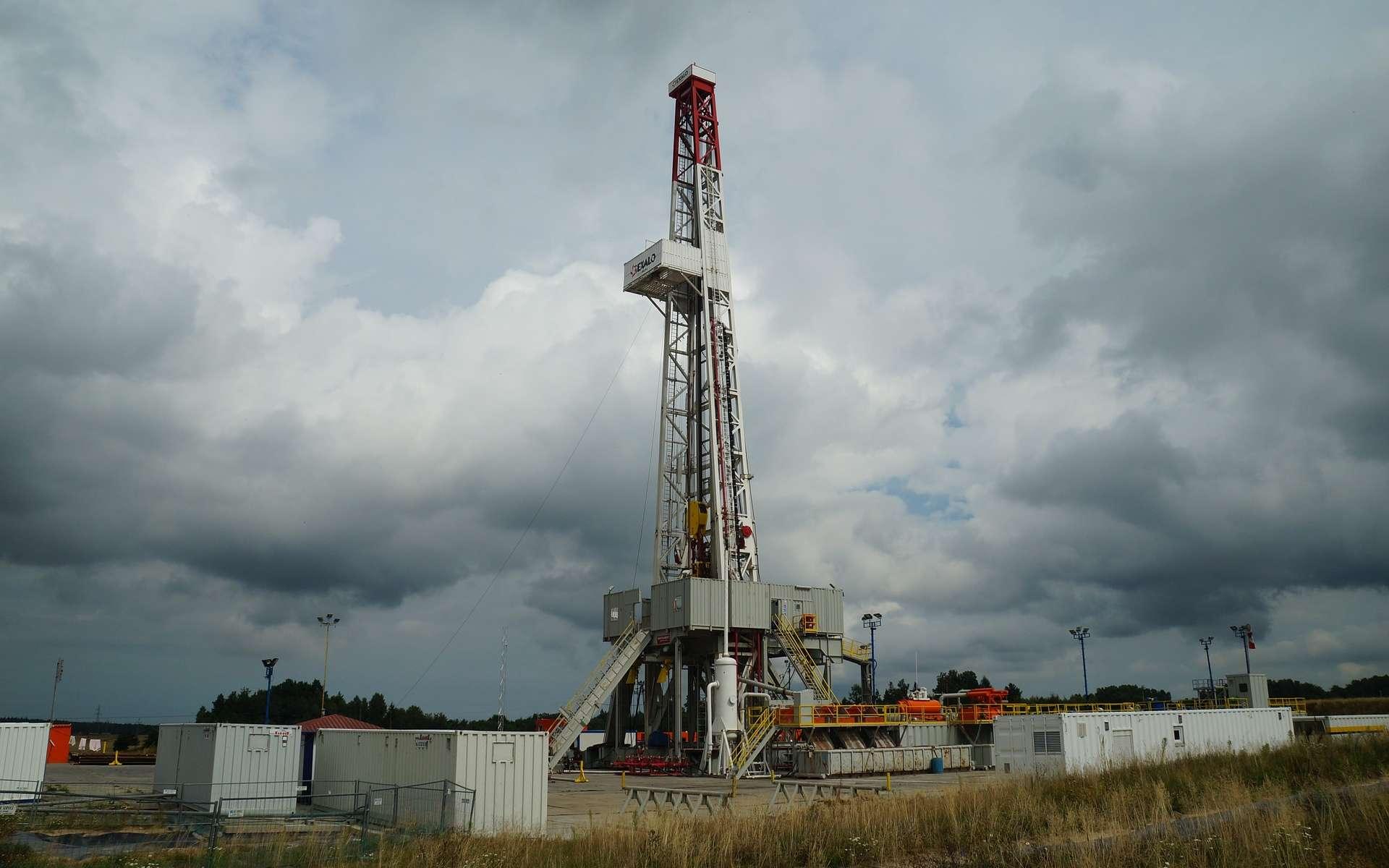 Les alcènes sont essentiellement obtenus à partir du gaz naturel. © Pixabay