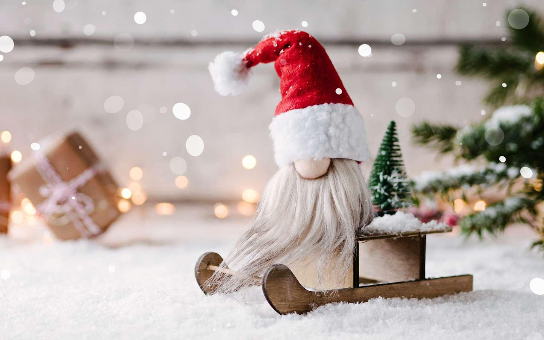 Pour un Noël plus vert, il ne faut pas hésiter à fabriquer soi-même ses décorations. © emmi, Fotolia