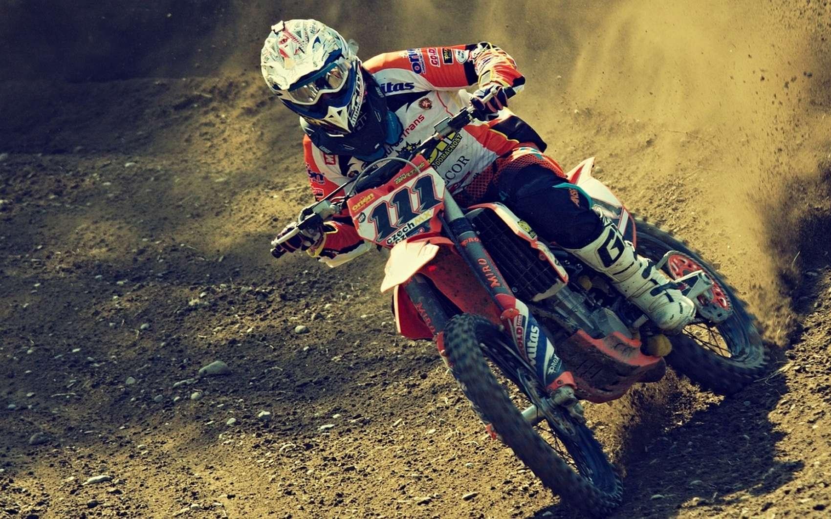 Motocross électrique © Pexels by Pixabay