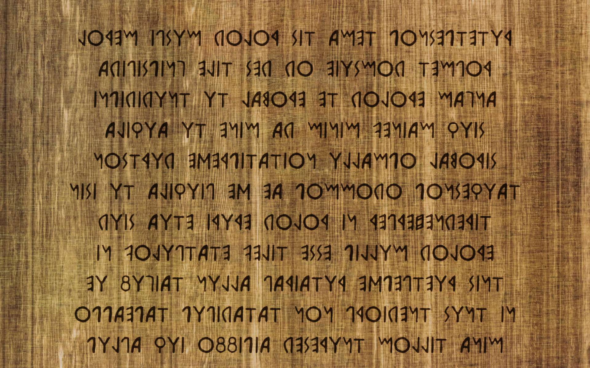La langue des Étrusques demeure énigmatique. © Grenar, Adobe Stock