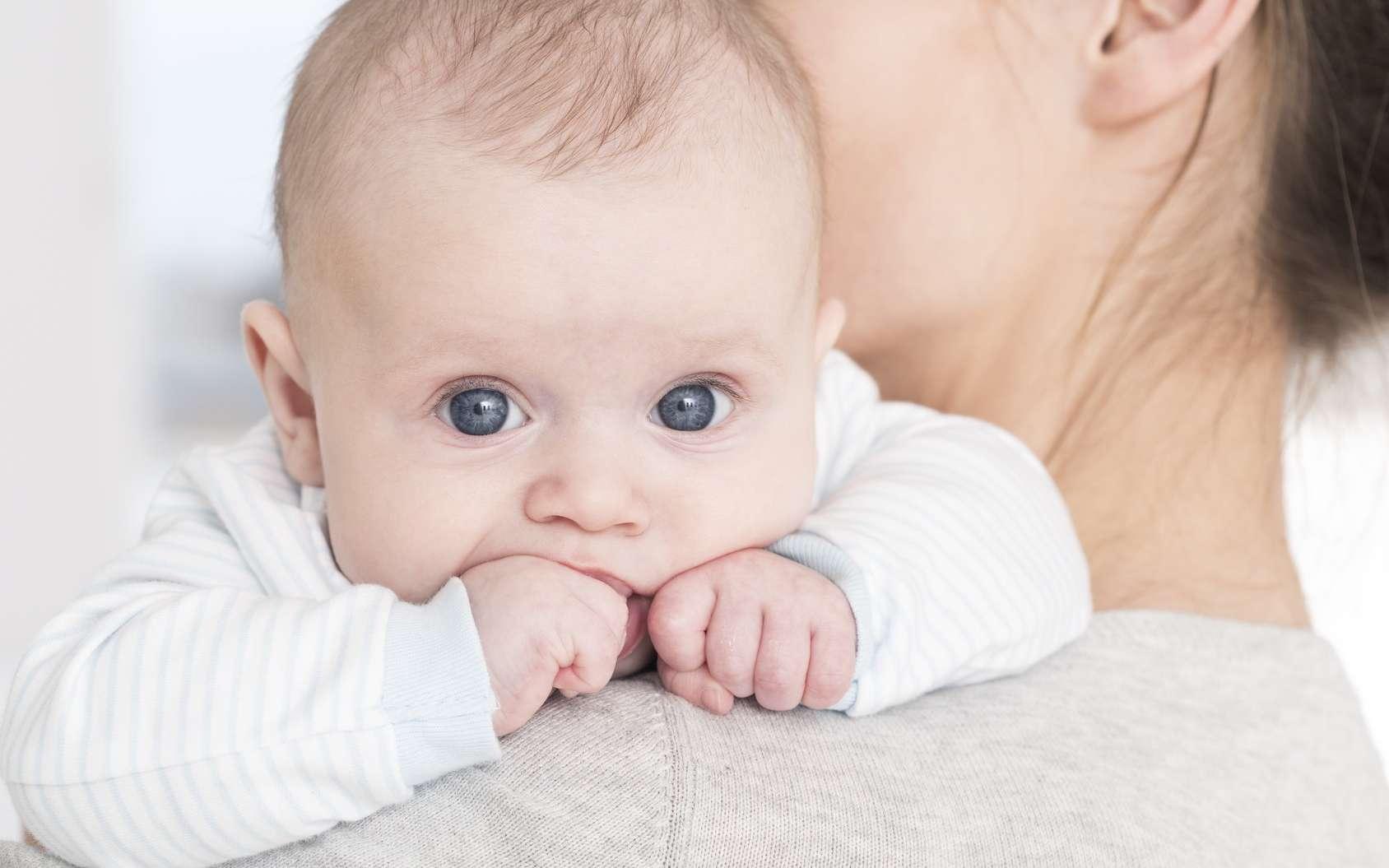 Une étude suggère l'existence d'un instinct maternel inné. © Photographee.eu, Fotolia
