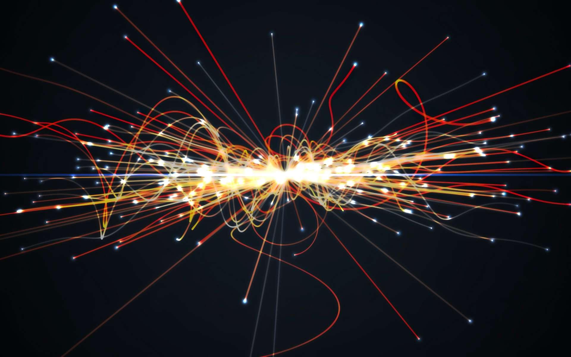 Surprise ! Le LHC a découvert plus de 50 nouvelles particules ! - Futura