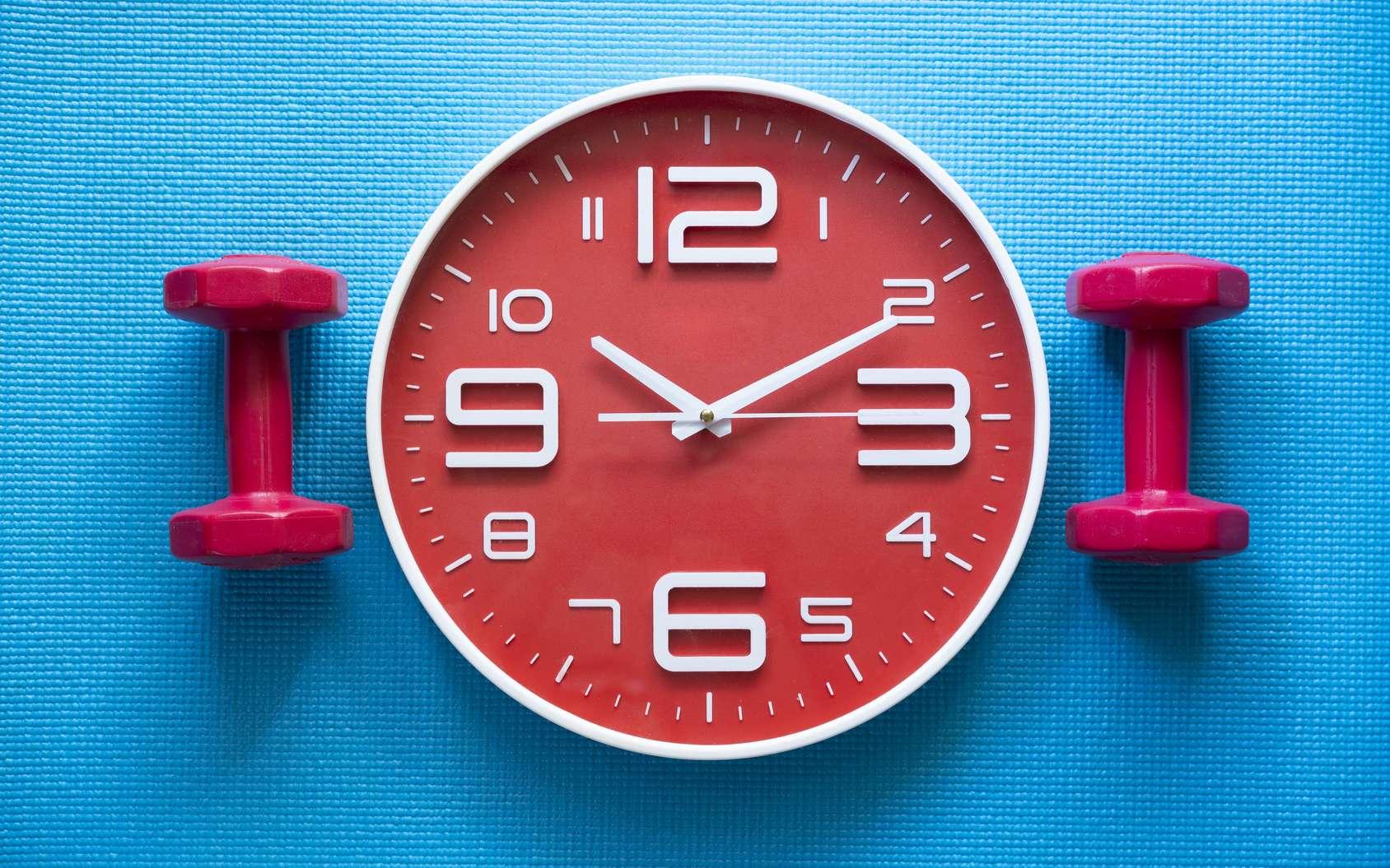 Matin, après-midi, soir : quel est l'horaire idéal pour faire du sport ? © tatomm, Fotolia