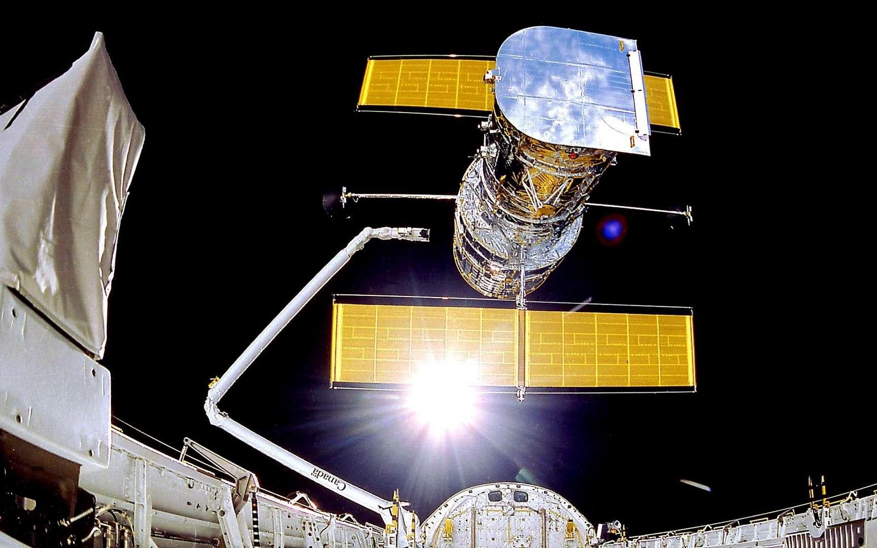 Hubble a cessé de fonctionner