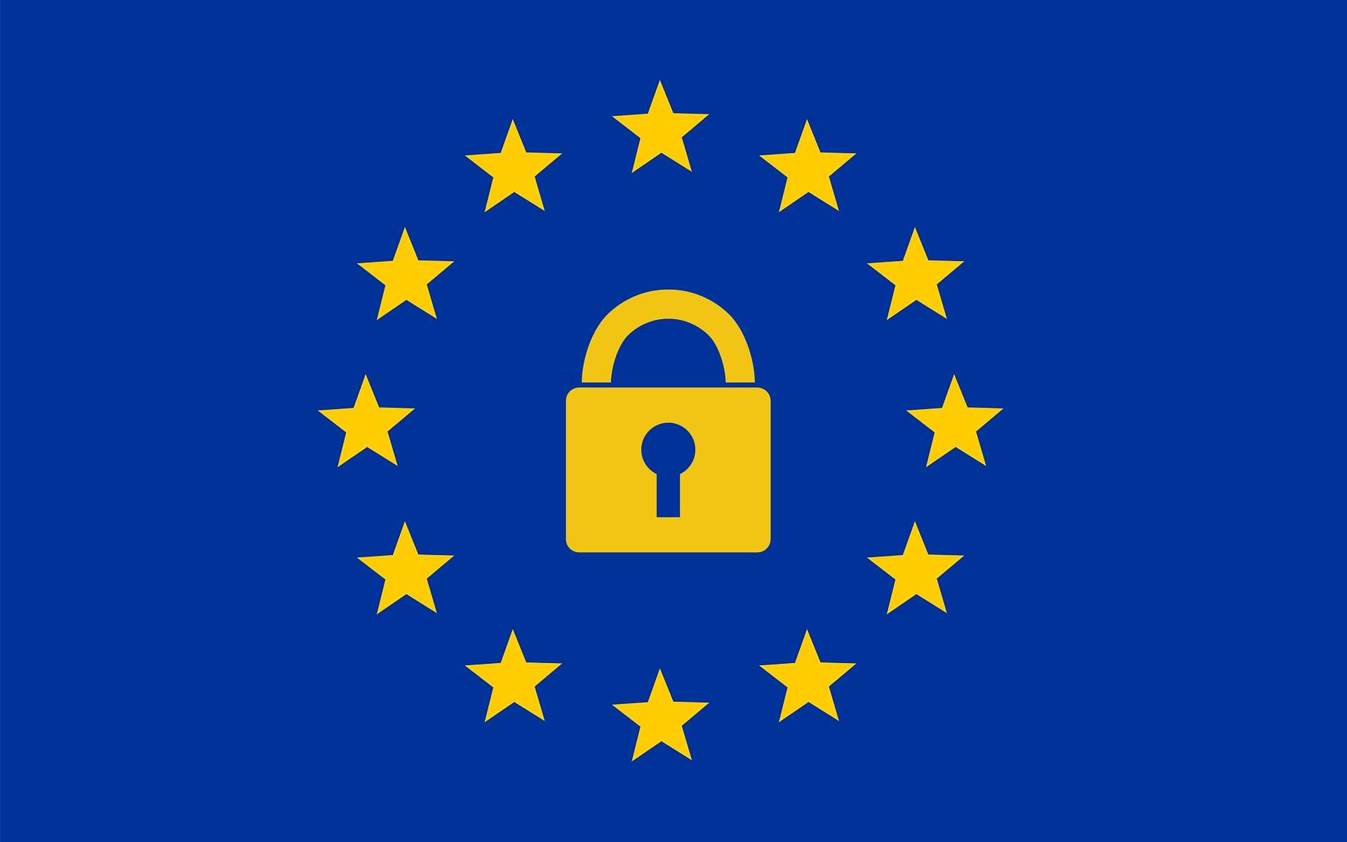 Les Européens pourront utiliser une seule application pour accéder à de nombreux services. © Pete Linforth, Pixabay