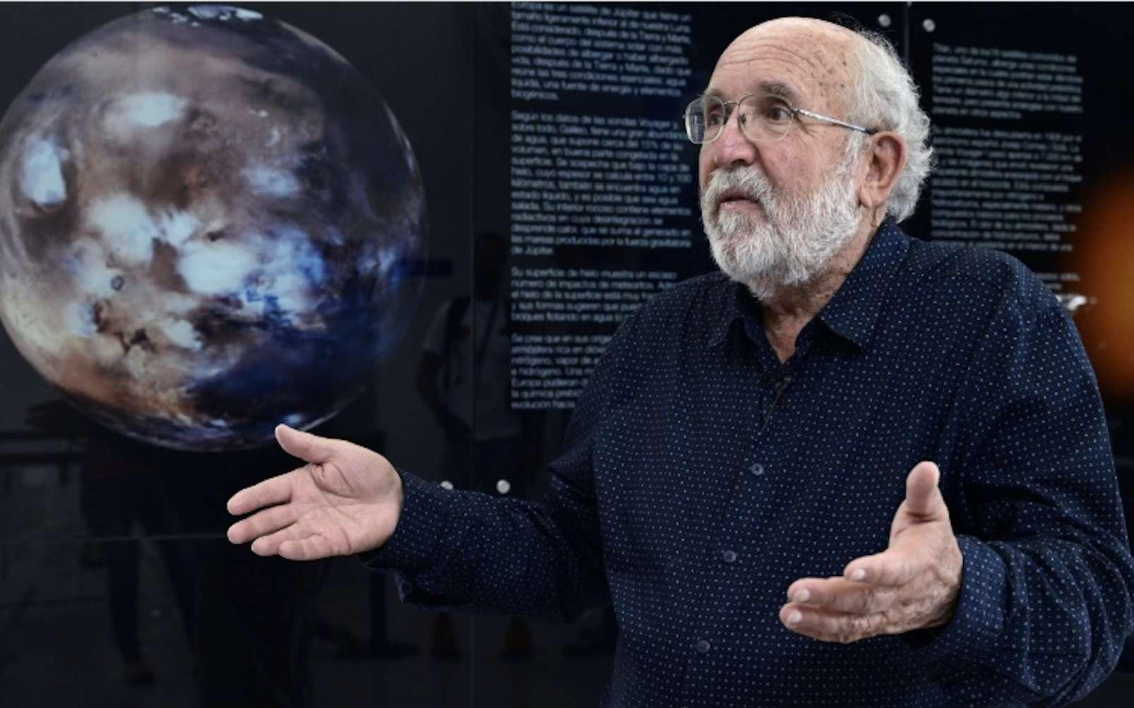 On ne migrera pas vers d'autres planètes selon Michel Mayor, prix...