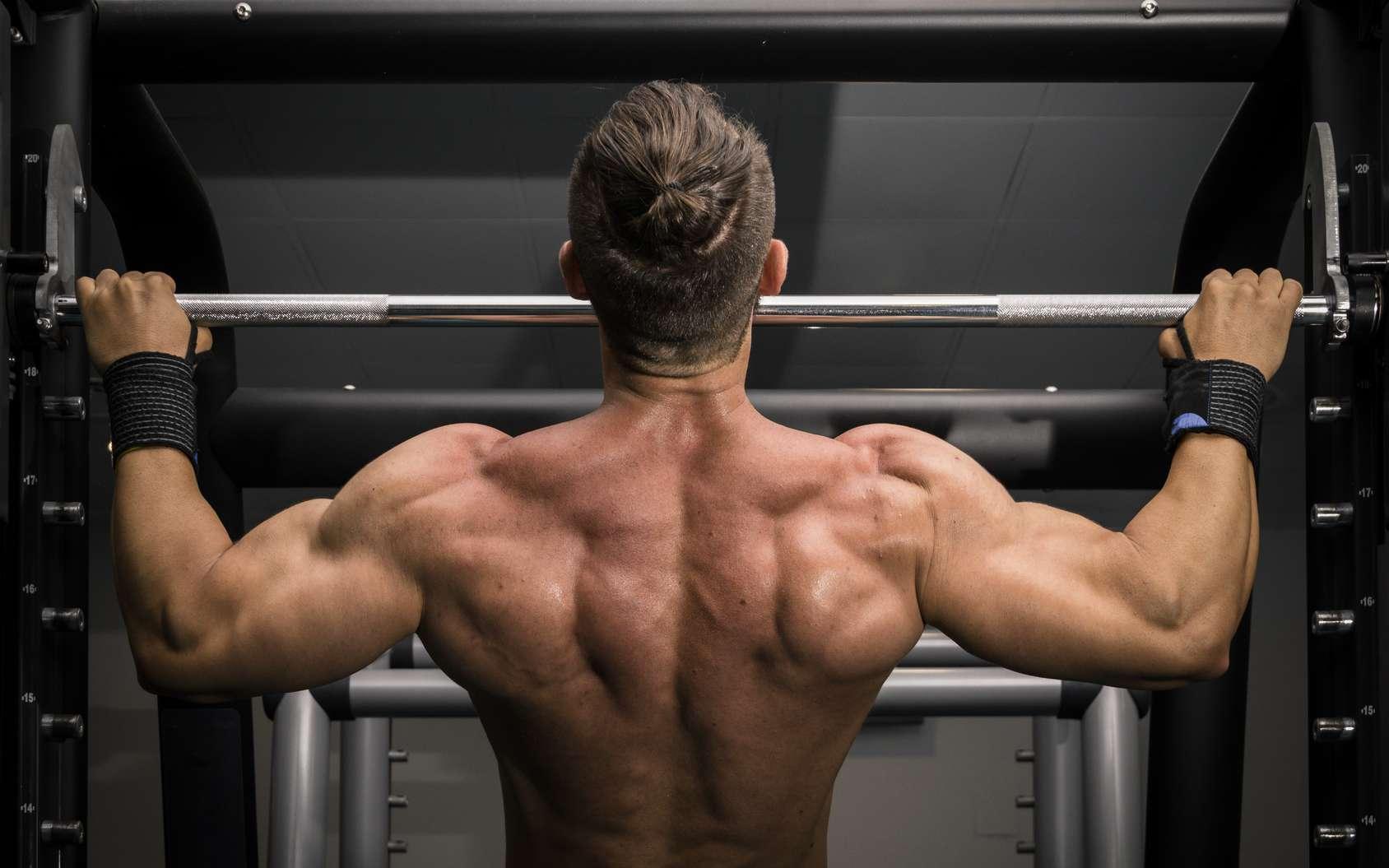 Les efforts de courte durée et de haute intensité permettent de gagner du muscle. © Trepalio, Fotolia