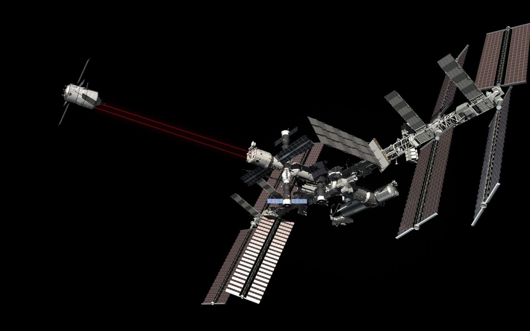 Cinquième et dernière mission de ravitaillement d'ISS par un ATV de l'Agence spatiale européenne. Avec Columbus et après celles de mars 2008, février 2011, mars 2012 et juin 2013, ces cinq missions représentent la contribution annuelle dont l'Esa doit s'acquitter pour l'utilisation de la Station spatiale (150 millions de dollars). © Esa, Nasa