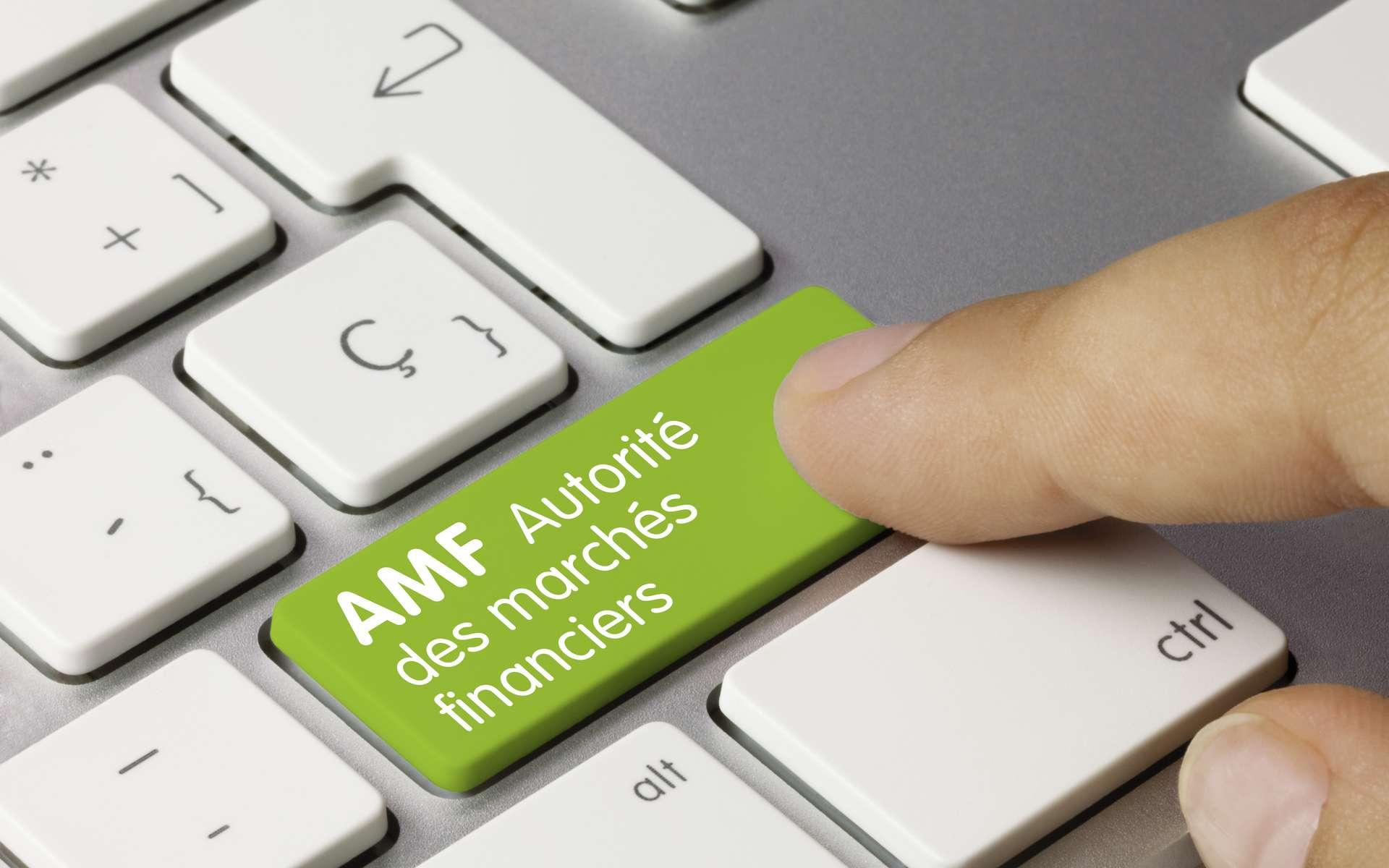L'Autorité des marchés financiers contrôle, autorise et enquête sur les manquements des sociétés © momius, Adobe stock