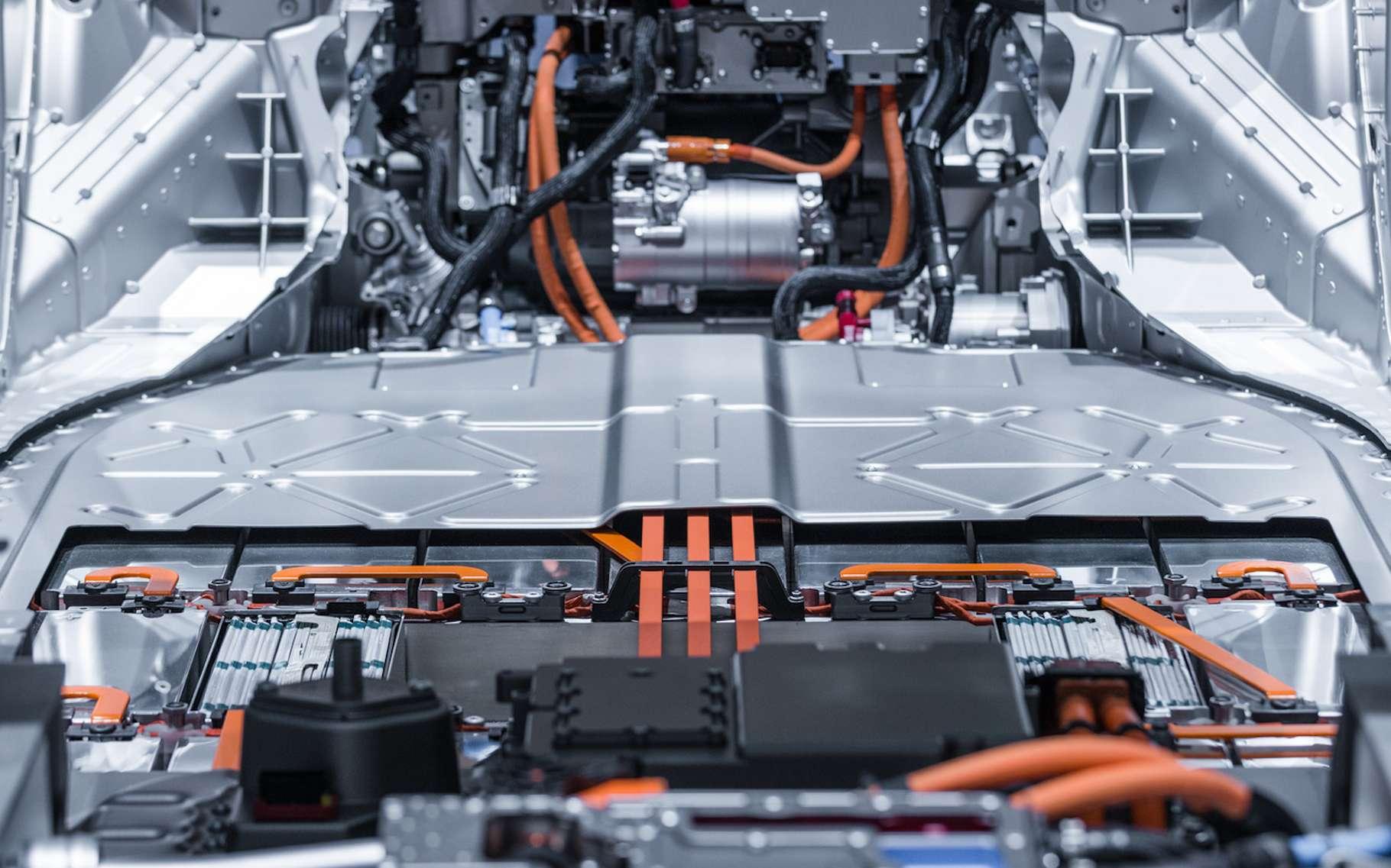 Les nouvelles batteries décrites par des chercheurs de l'université Dalhousie (Canada) présentent une durée de vie deux fois plus importante que les classiques batteries lithium-ion. © Sergii Chernov, Fotolia