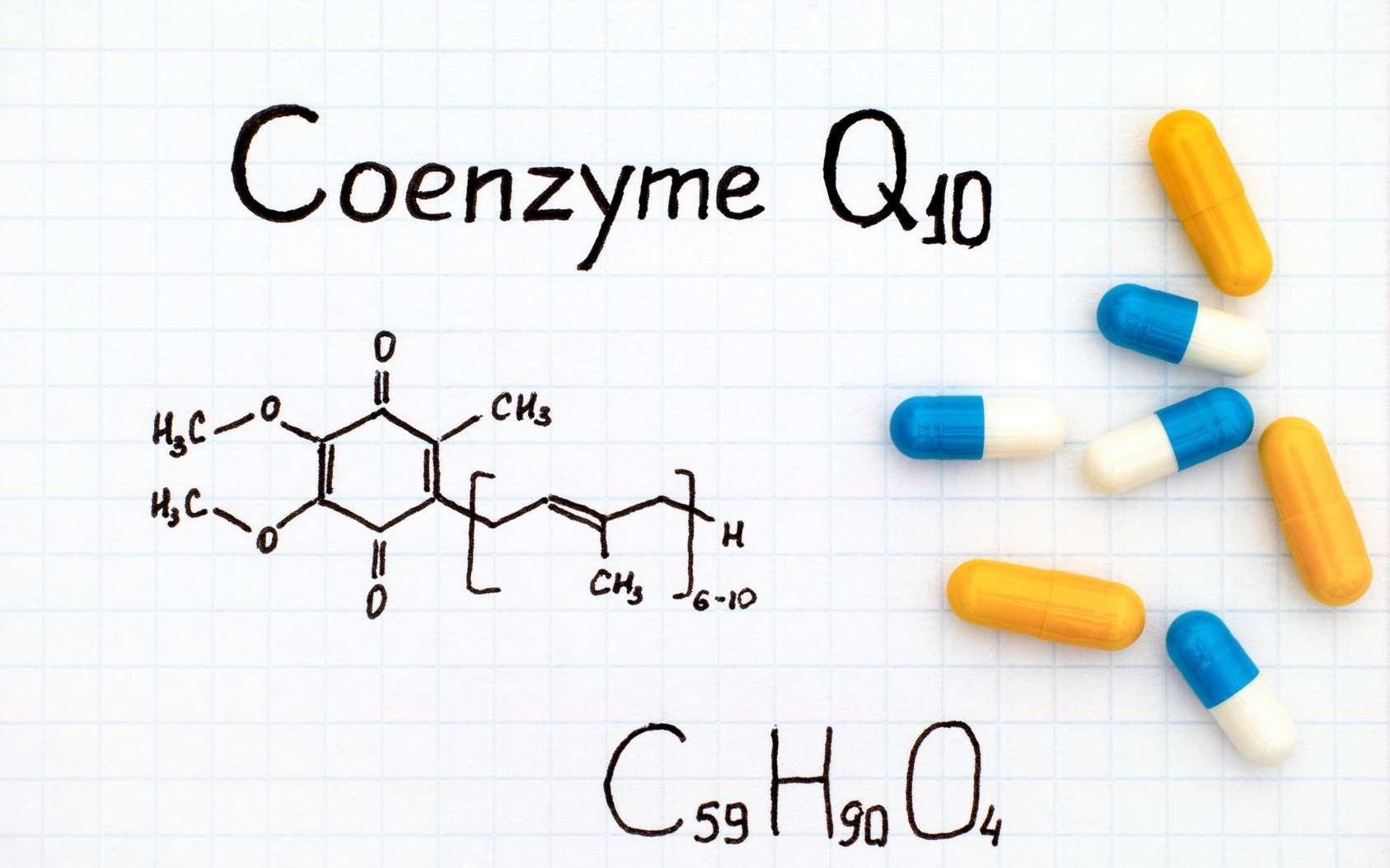Certains coenzymes, comme le coenzyme Q10, sont vendus comme compléments alimentaires. © rosinka79, Fotolia