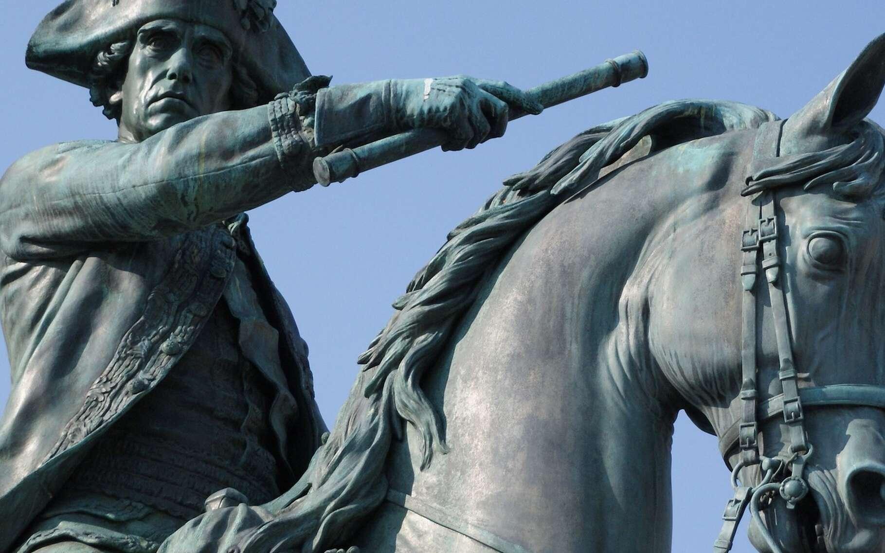 Depuis l'Antiquité et aujourd'hui encore, des sculpteurs utilisent le bronze comme matériau de base à leurs œuvres d'art. © einszweifrei, Pixabay, CC0 Public Domain