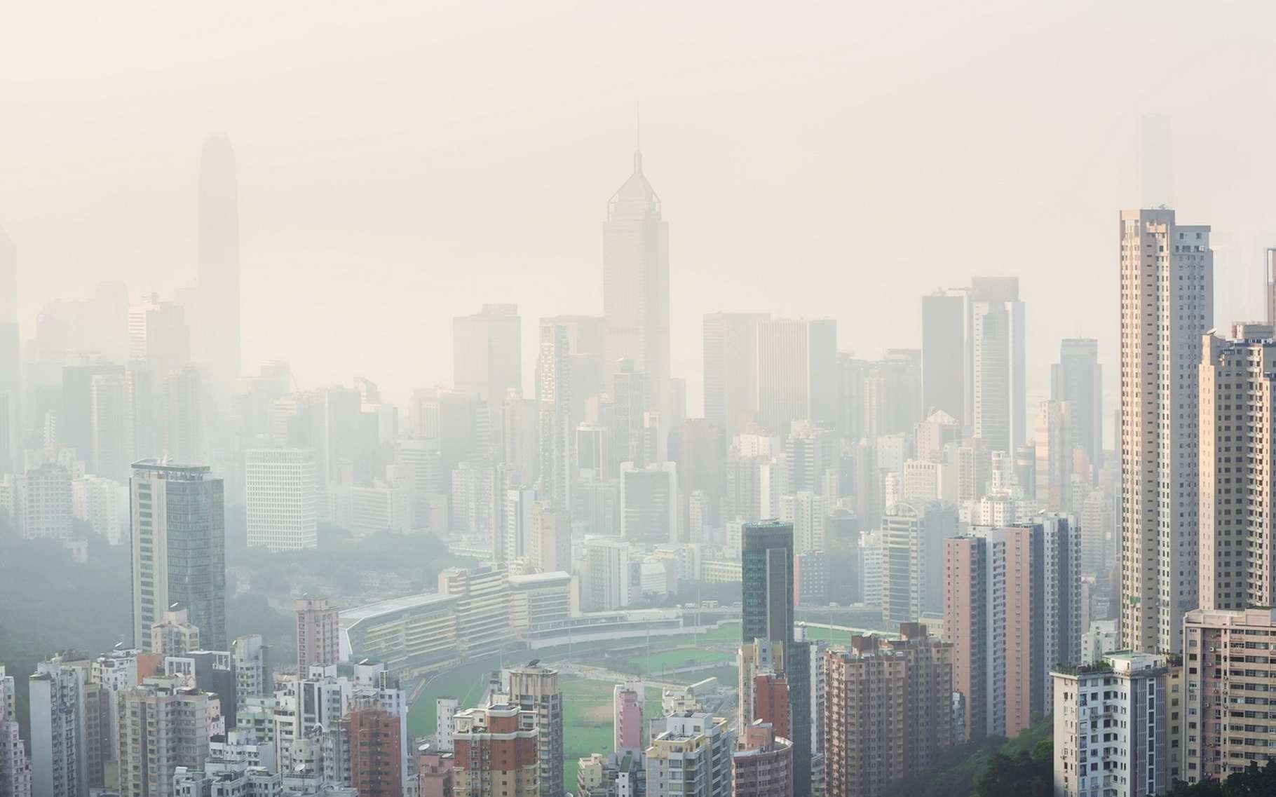 En sillonnant la moindre rue d'une ville, les voitures Street View de Google peuvent effectuer des mesures de la qualité de l'air avec une précision inédite. © Stripped Pixel, Fotolia