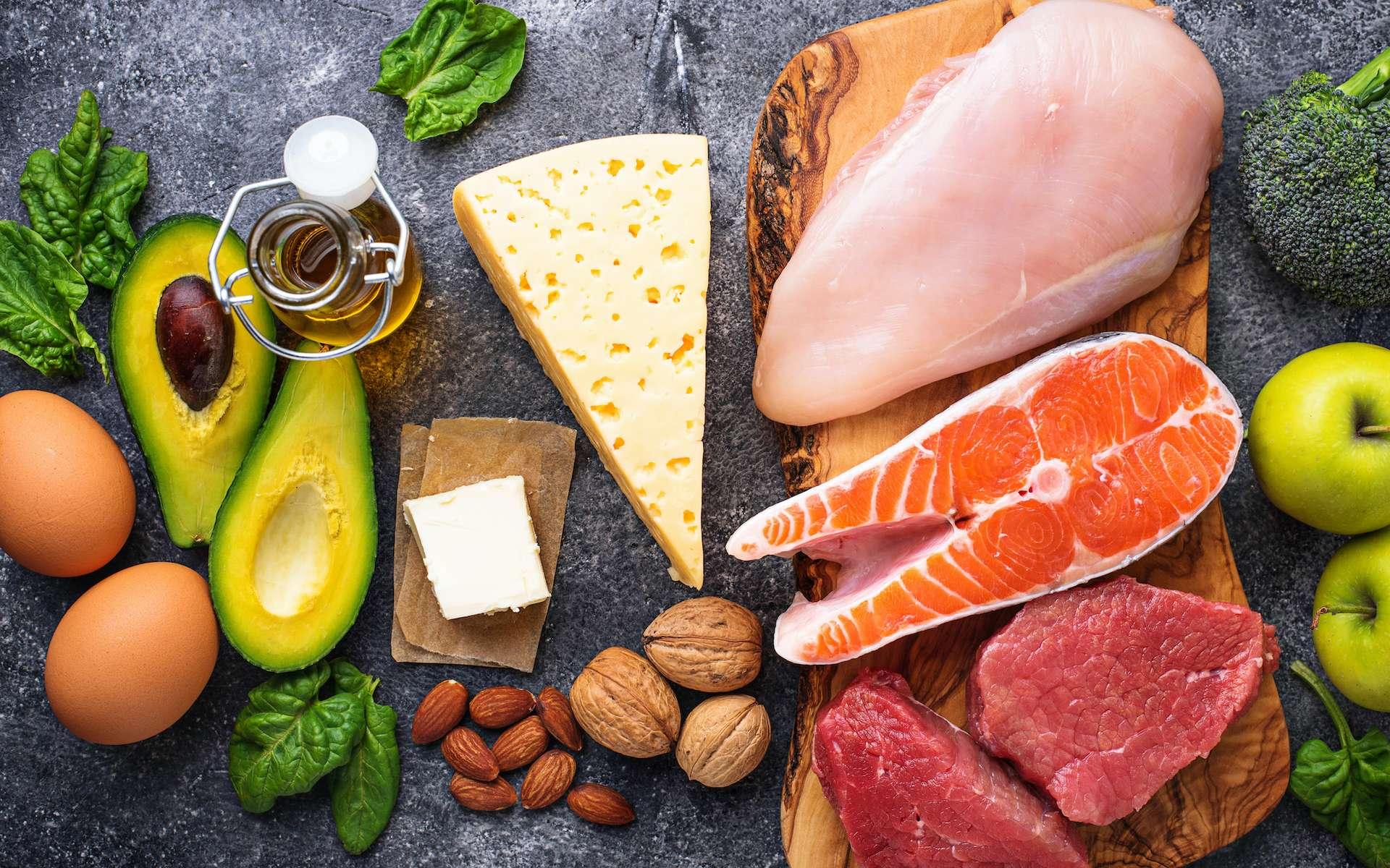 Les protéines doivent représenter entre 10% et 27% de l'apport énergétique total. © Yulia Furman, Adobe Stock