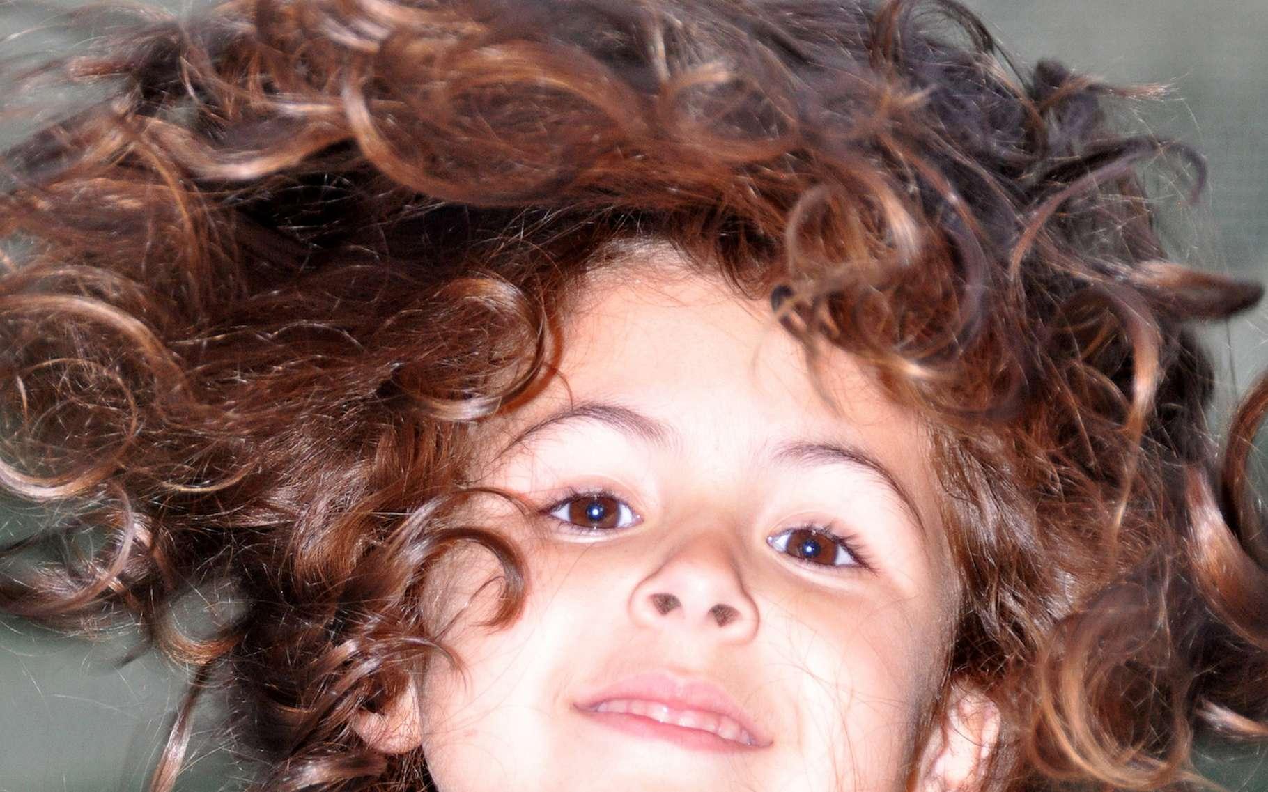 Le nombre de cheveux sur une tête dépend notamment de leur couleur. © max guitare, Flickr, CC by-nc-nd 2.0