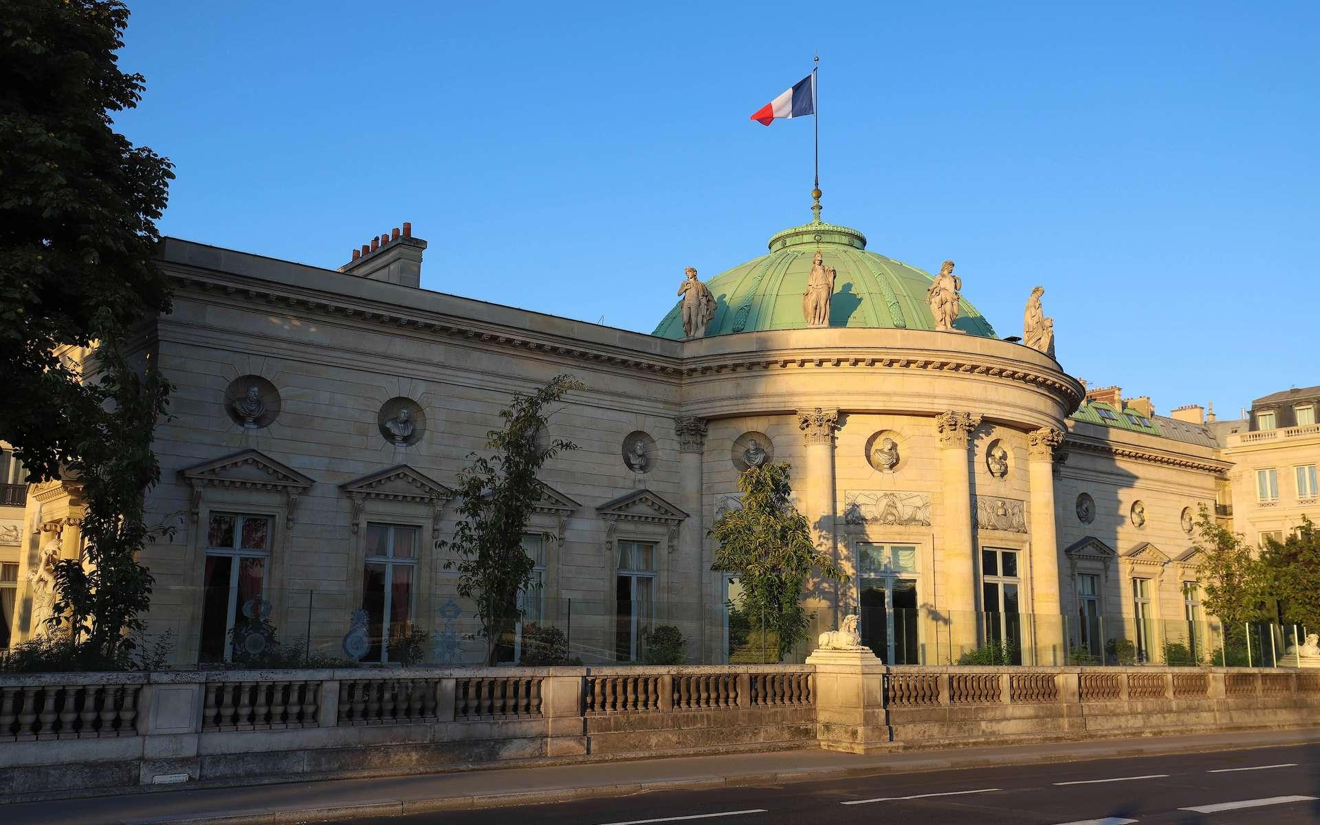 Le musée national de la légion d'honneur, à Paris. © kovalenkovpetr, Adobe Stock
