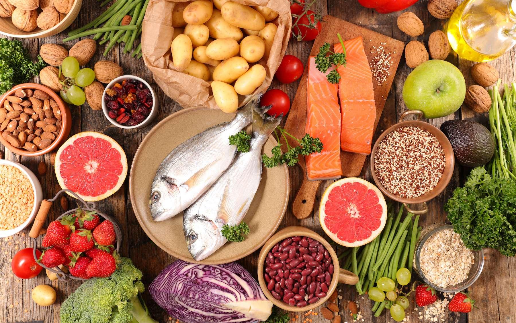Dorade, chou, agrumes… Les produits de saison de janvier. © M.studio, Adobe Stock