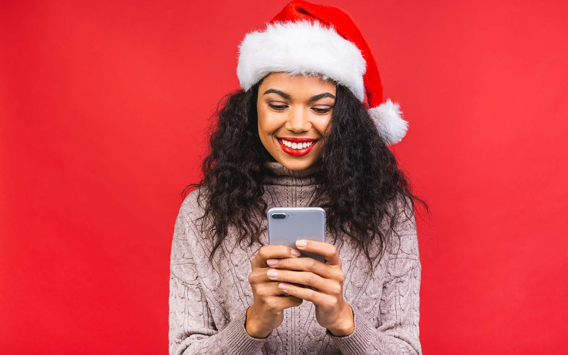 Les bons plans forfait mobile pour Noël 2020 © denis_vermenko, Adobe Stock